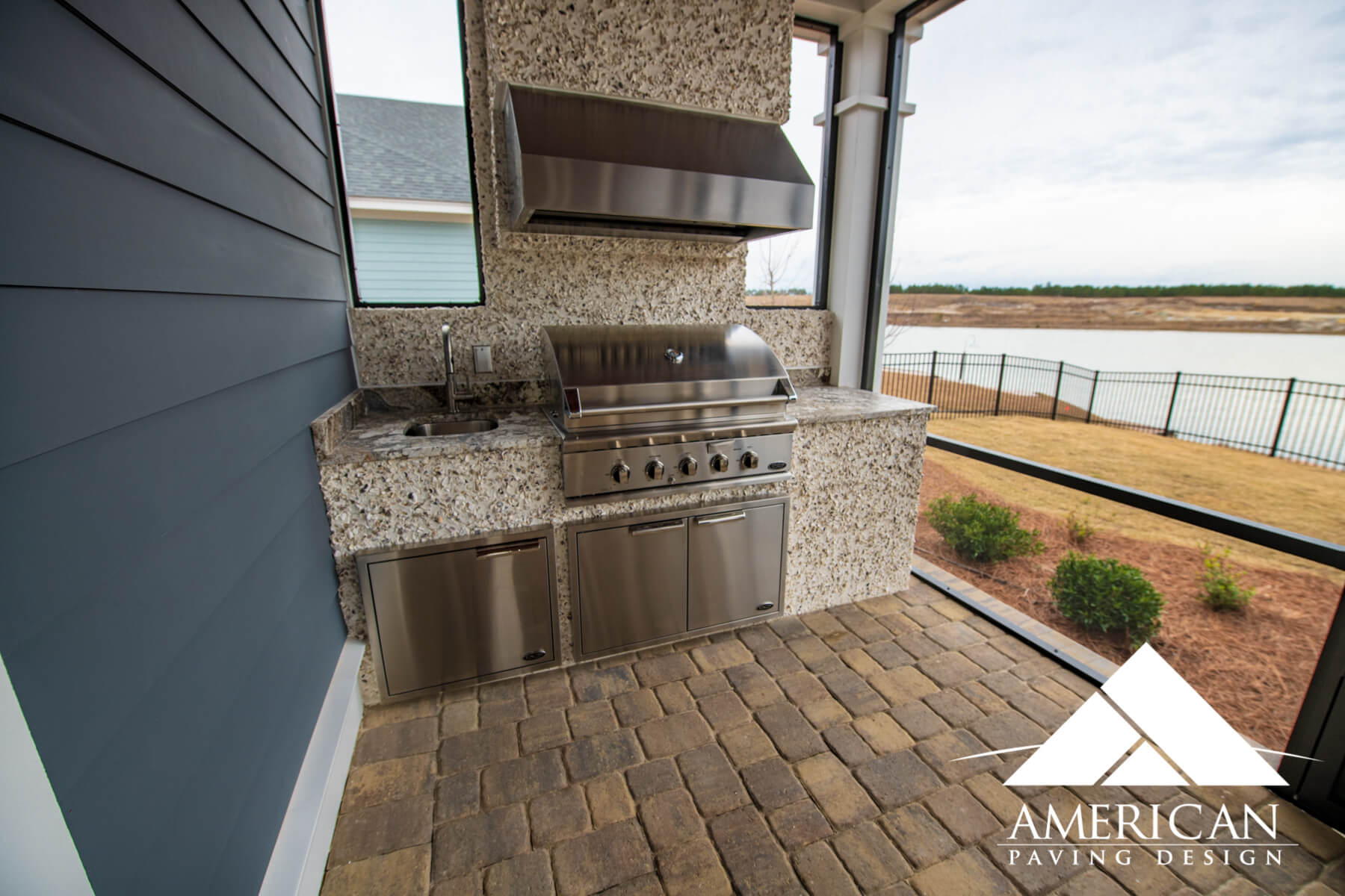 Refresh Your Outdoor Grill Space - Install A Custom Outdoor Kitchen
