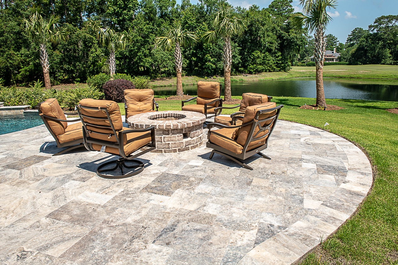 Outdoor Living spaces  Best Patio Design and Ideas in 24