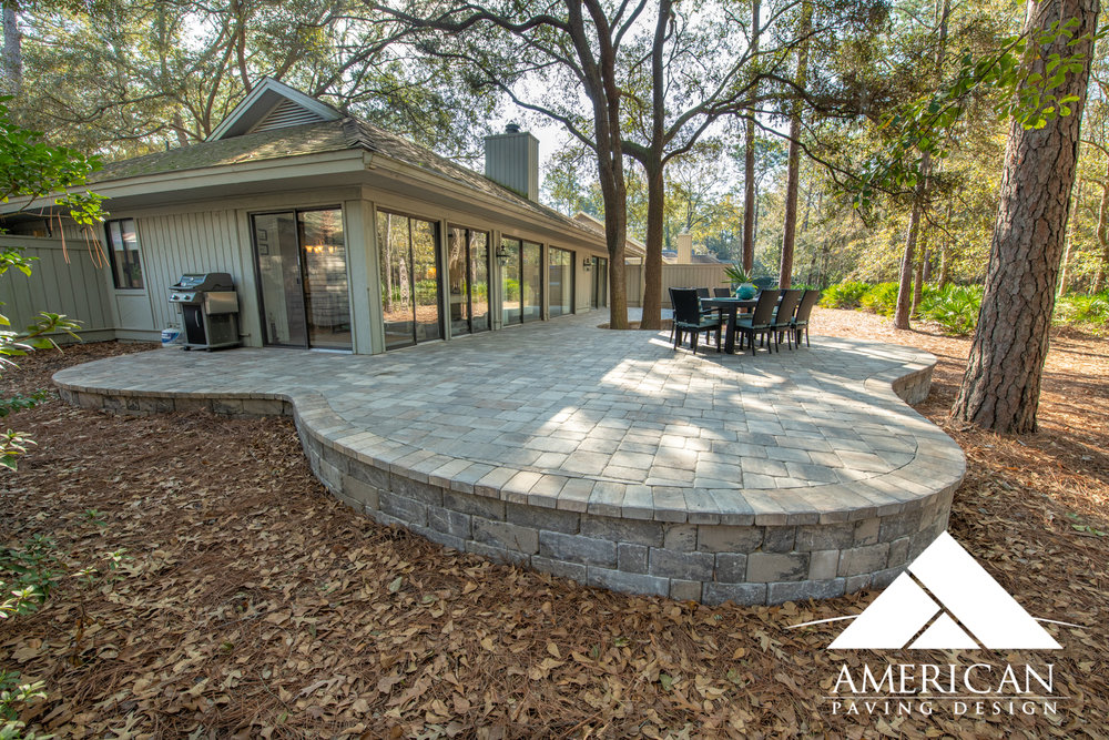 American Paving Design Paver Design Installation Company