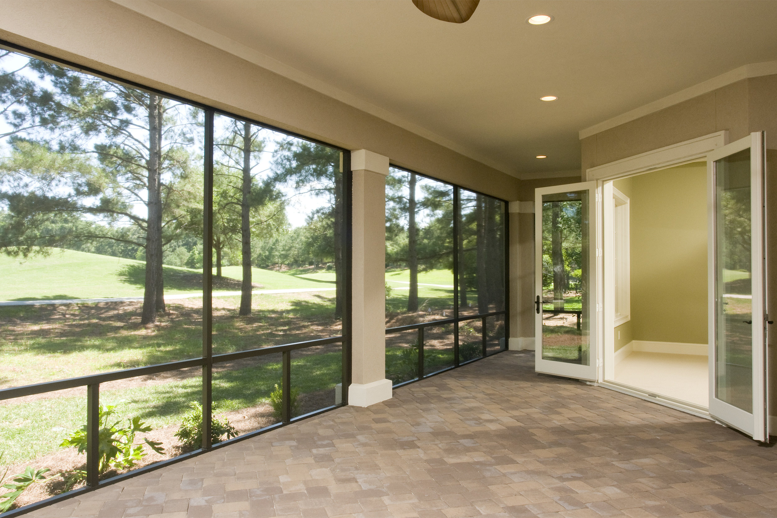 Thin Pavers    Also Known As Remodeling Pavers Are Perfect For Overlaying Lanai Areas