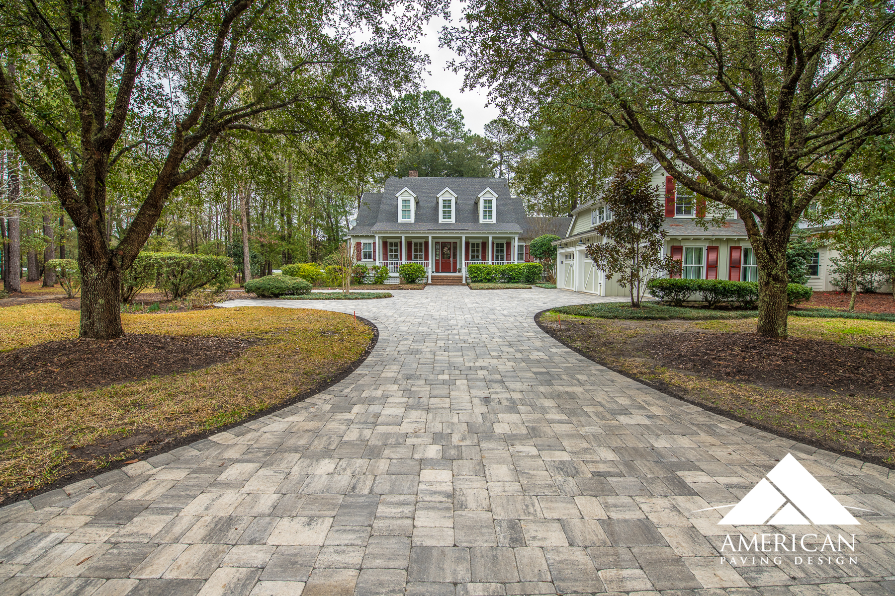 Welcome Home! This Stunning Driveway Transformation Is Ideal For Any Home