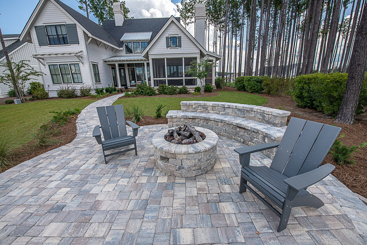 Gas built fire pits and fireplaces are ideal for creating quick lighting, clean burning and exceptional ambiance!