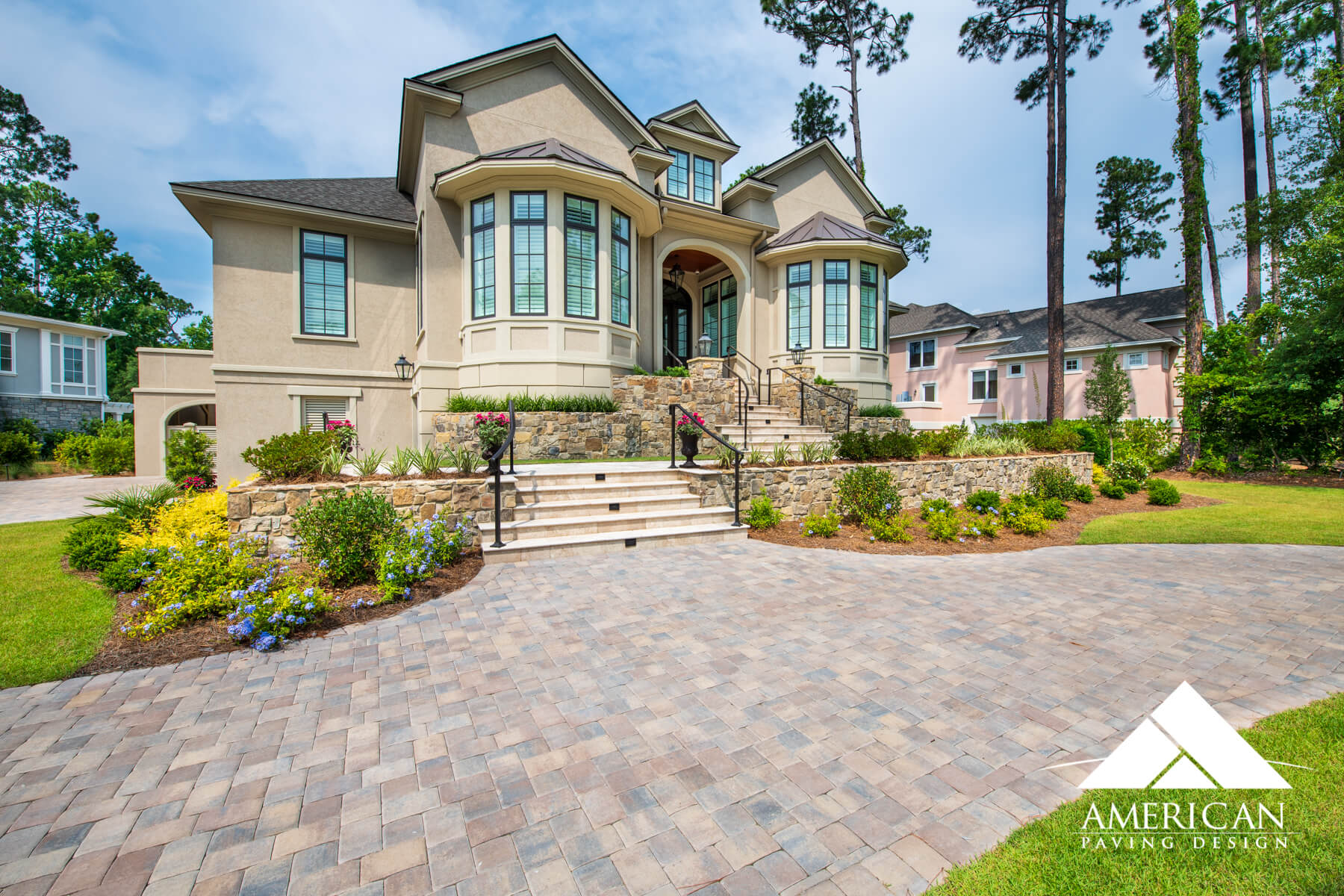 Paver Driveway Contractors - Hilton Head Island, South Carolina