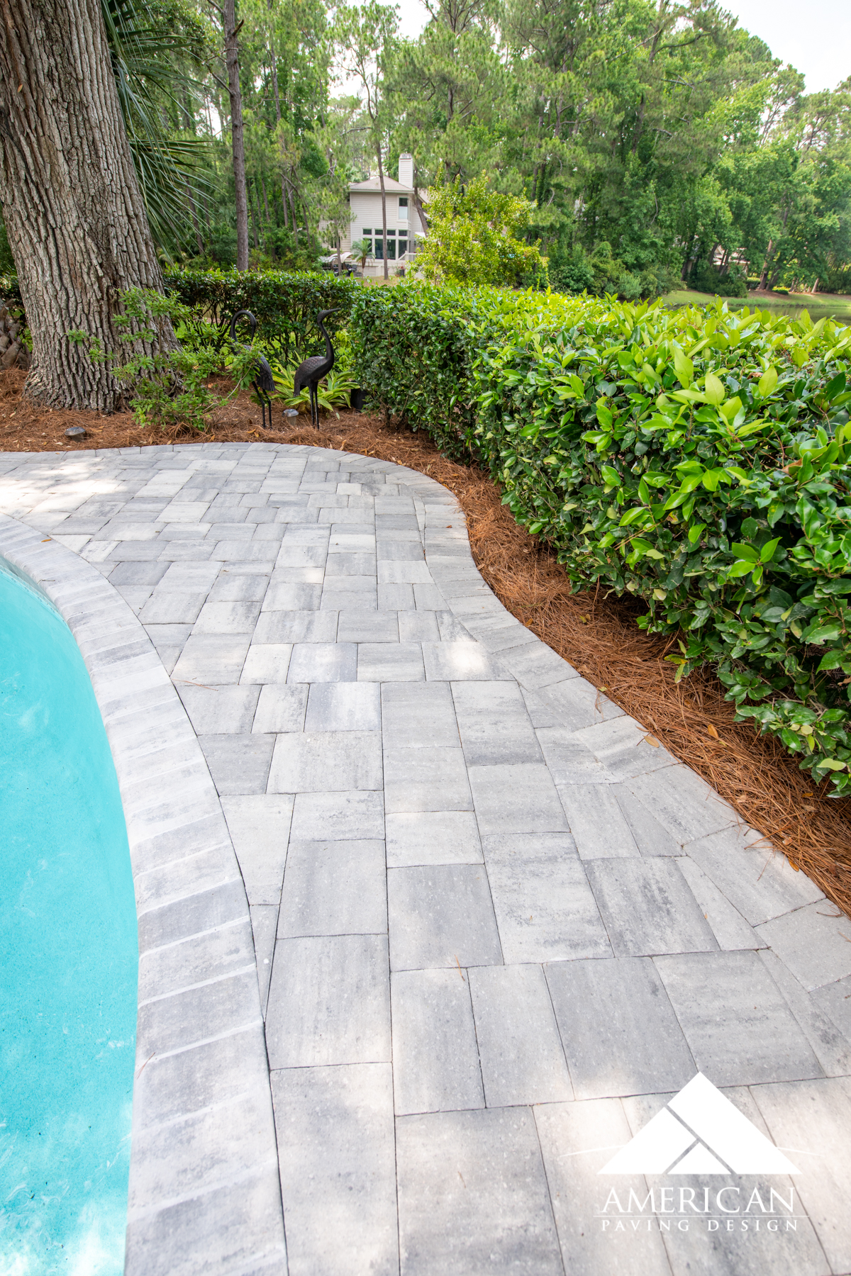 Remodel Pool Deck Pavers