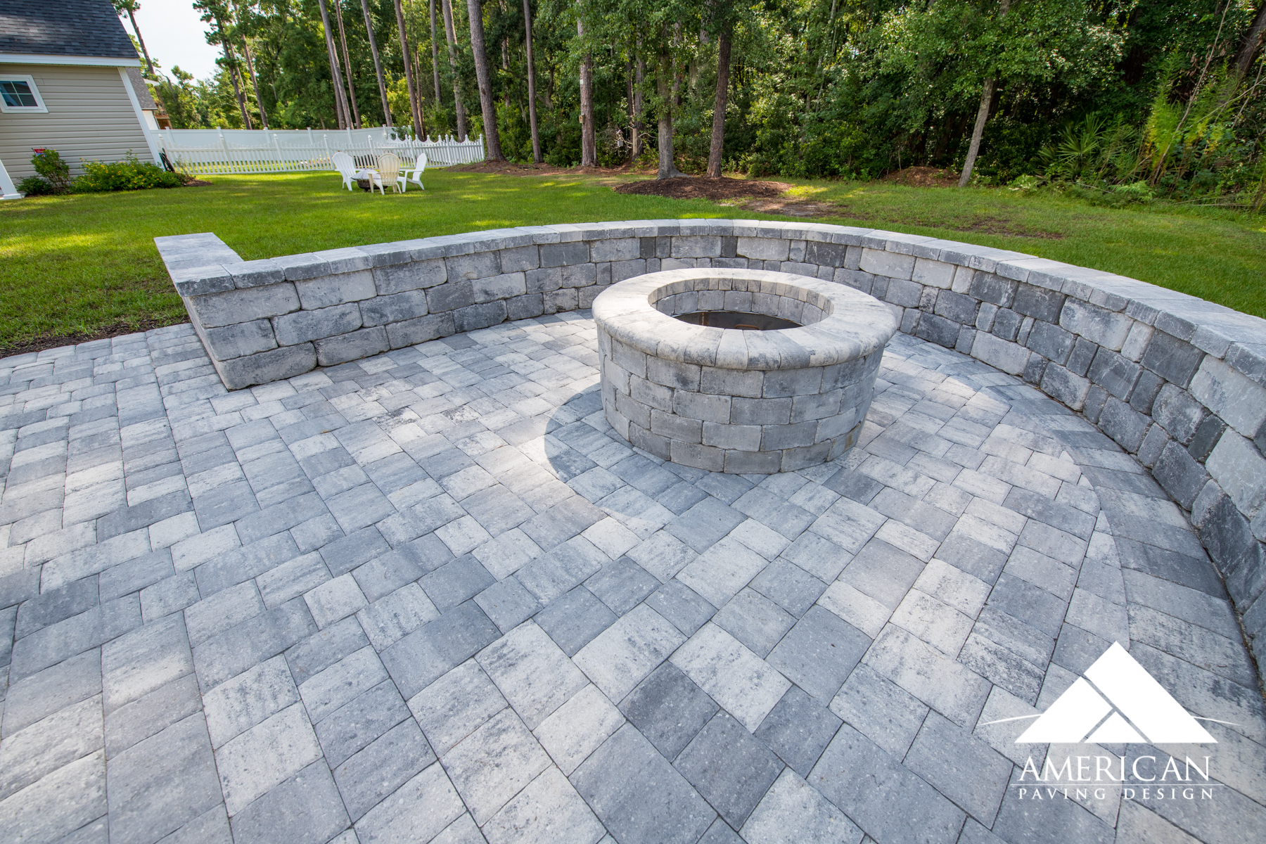 Paver patios  are the perfect way to spend afternoon and evenings with friends and family! Is your backyard ready for entertainment?