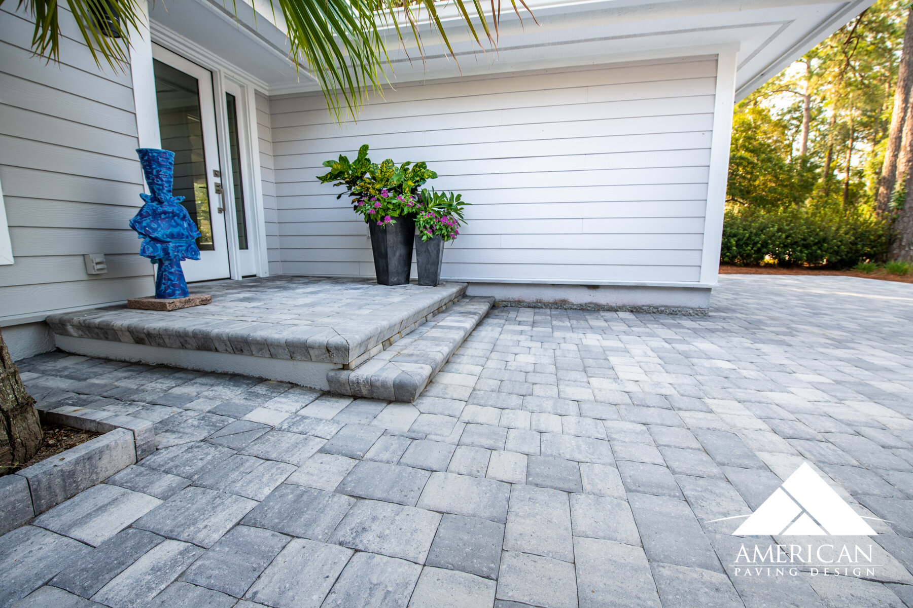 Bluffton Paver Company American Paving Design