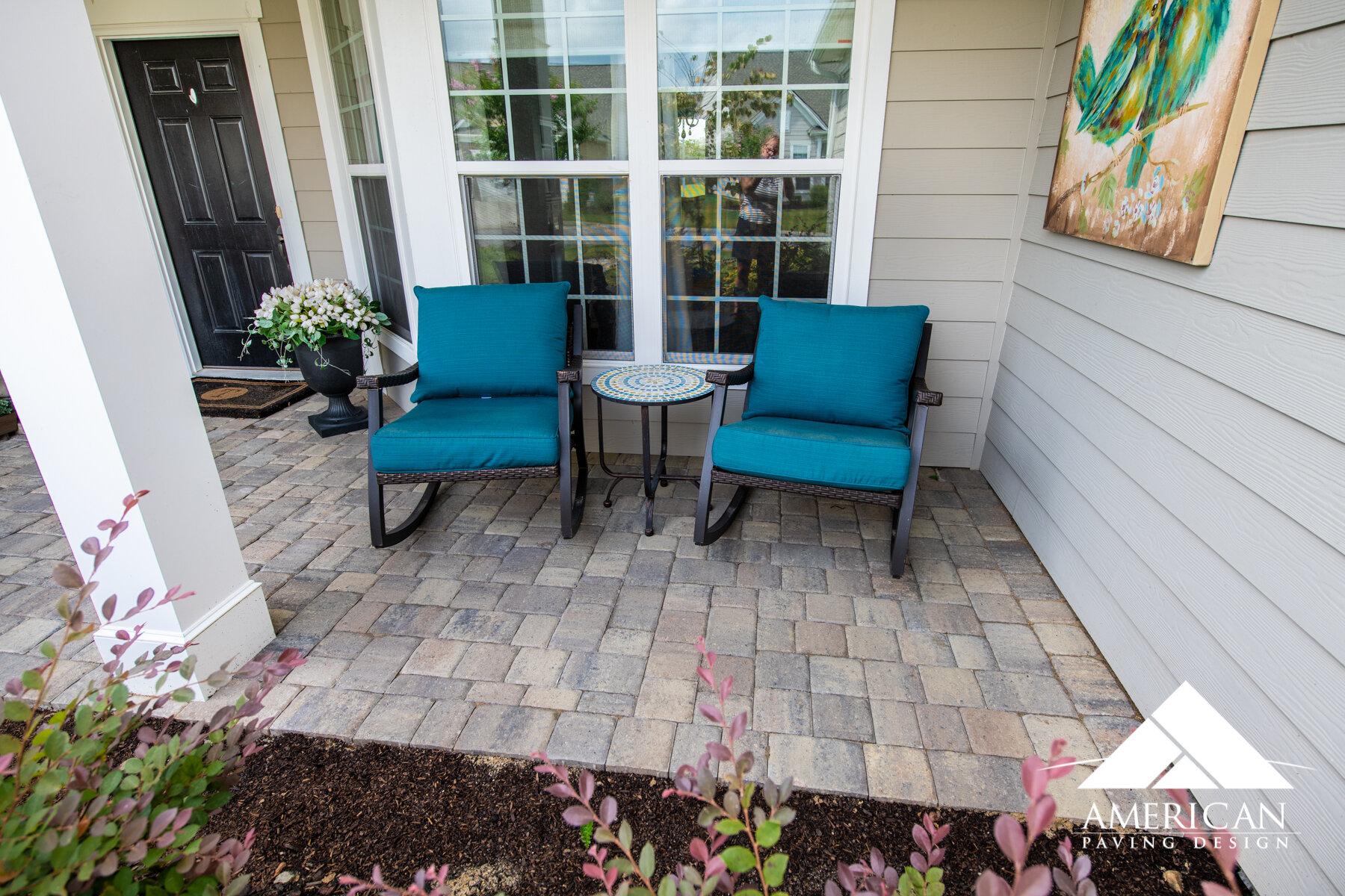 How Do I Pave My Backyard American Paving Design