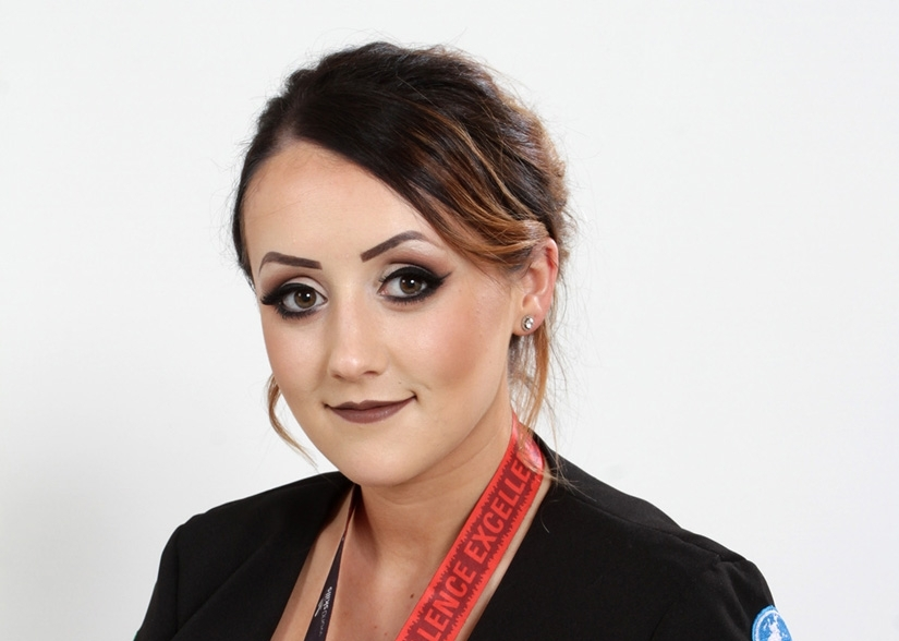 Fact File - Name: Andrea Donoghue Job: Therapist Works: Clayton Whites Hotel in the Tranquility Spa & Wellness Centre Courses: Beauty Therapy and Complementary Therapy at Waterford College of Further Education