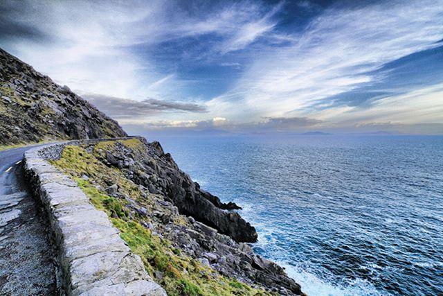 Southern Peninsula... Co Kerry🙌  #exploreireland #loveireland #ireland #irlande #irlanda #igers instaireland #instagood #wanderlust #like #getalifeintourism #kerry #coast #nature