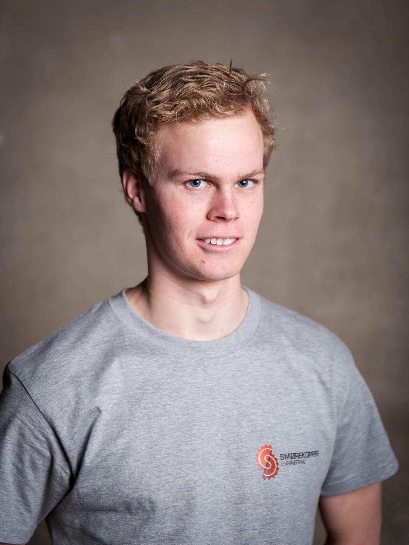 Johan C. Jenssen