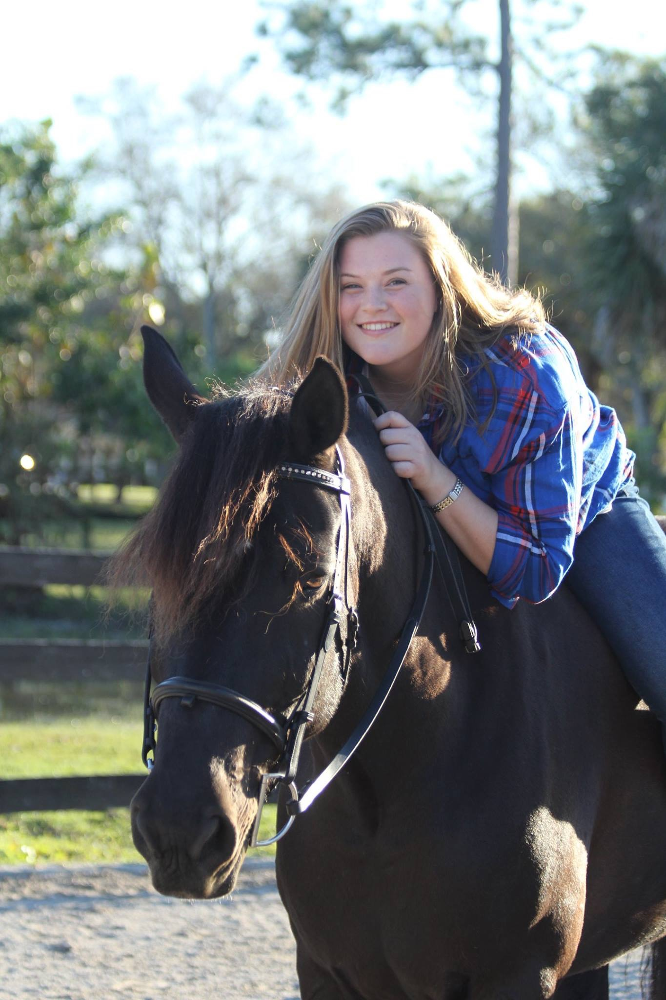 Katie DeBraal - Joined 4-H at age 9