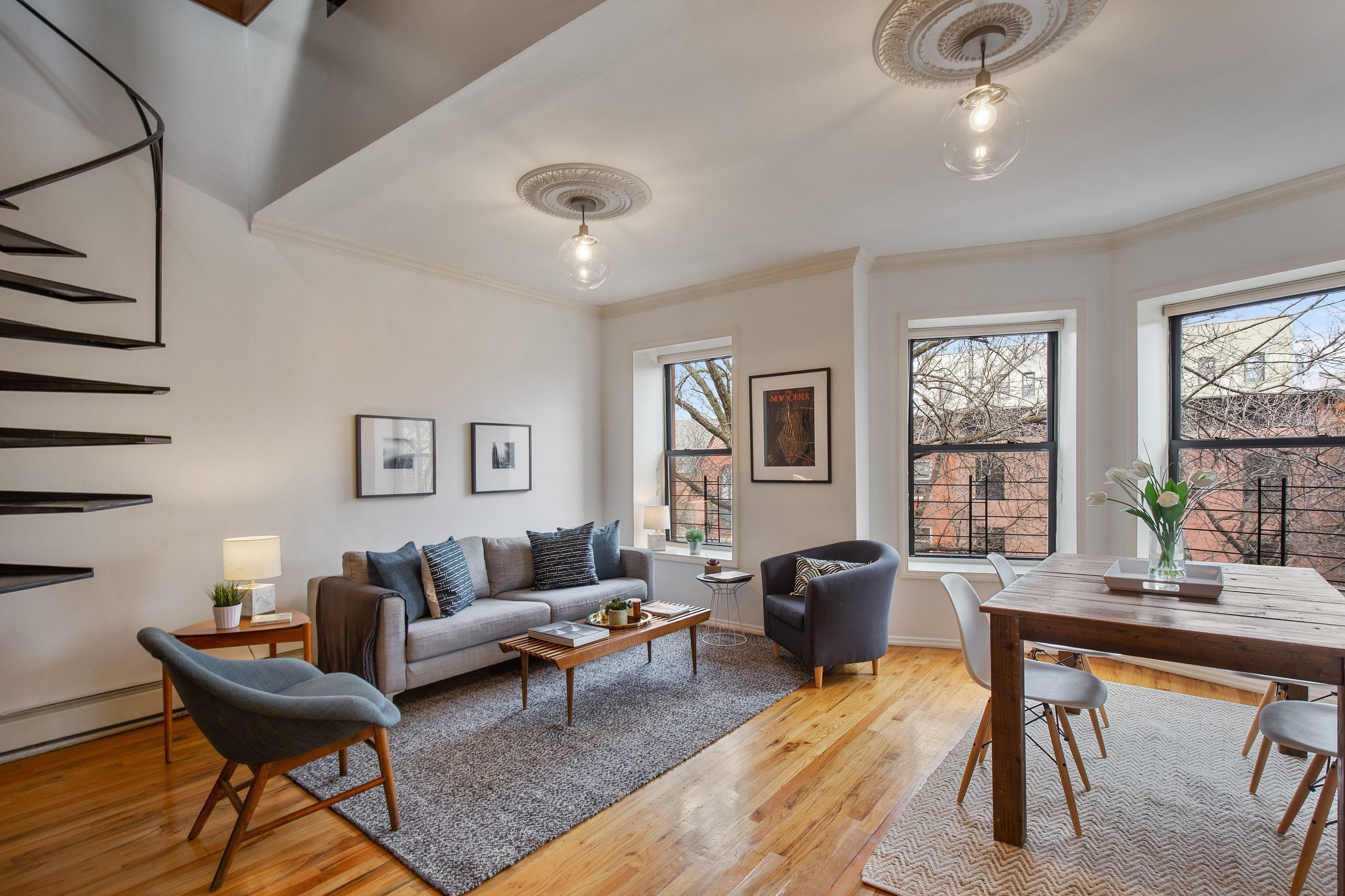 474 Waverly Avenue - Apt. 3, Clinton hill, BK