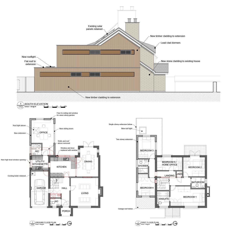 Outline Design & Planning Application