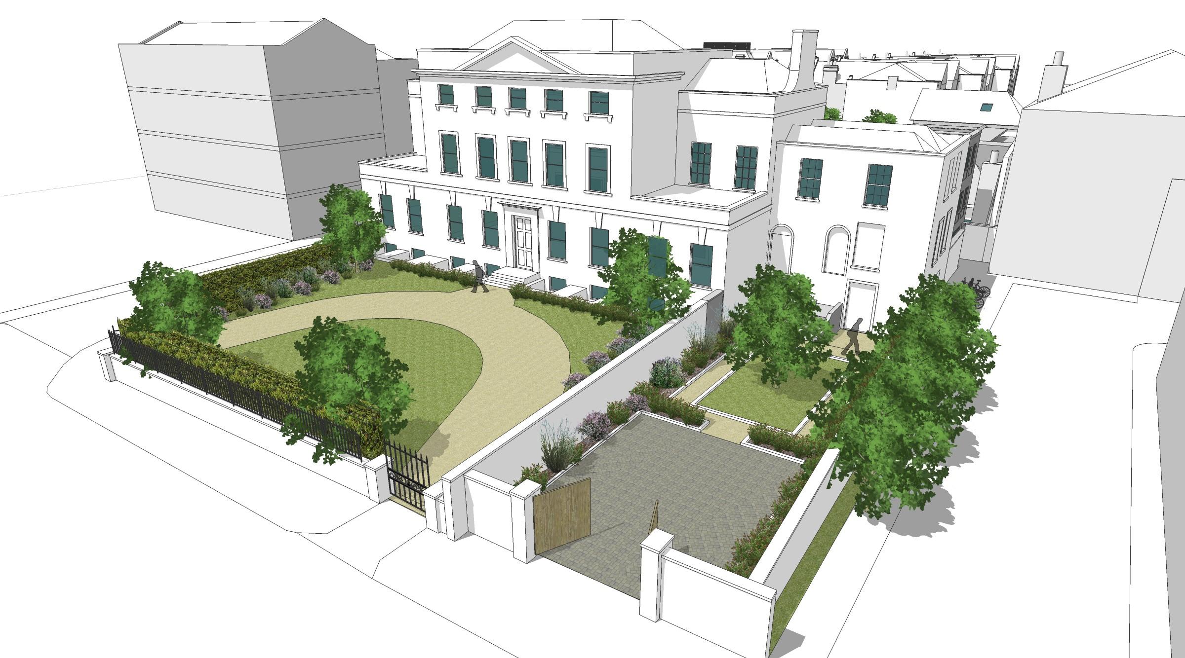 Mortimer House_Front Garden High SW.jpg