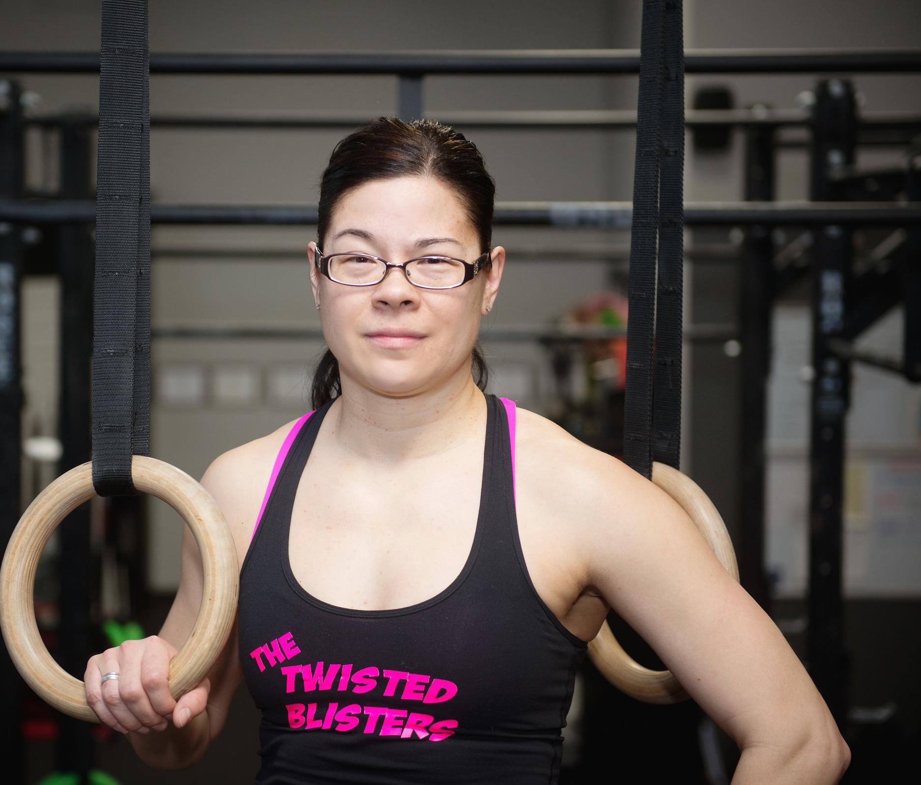 JOSELENE KEATING - CrossFit Kids COach