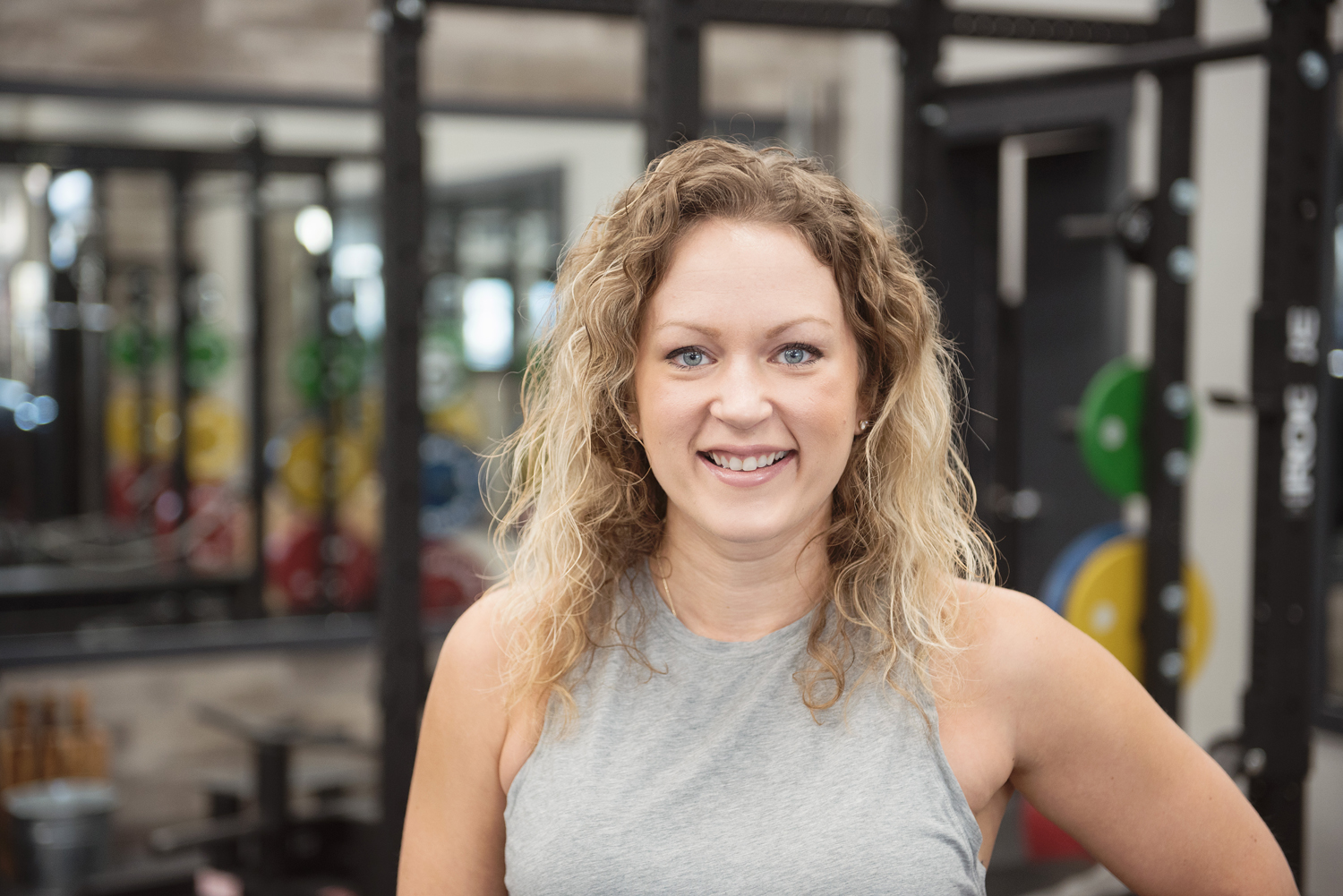 MANDI MAZER - owner, Group Class Coach, CrossFit Teens Coach & Personal trainer