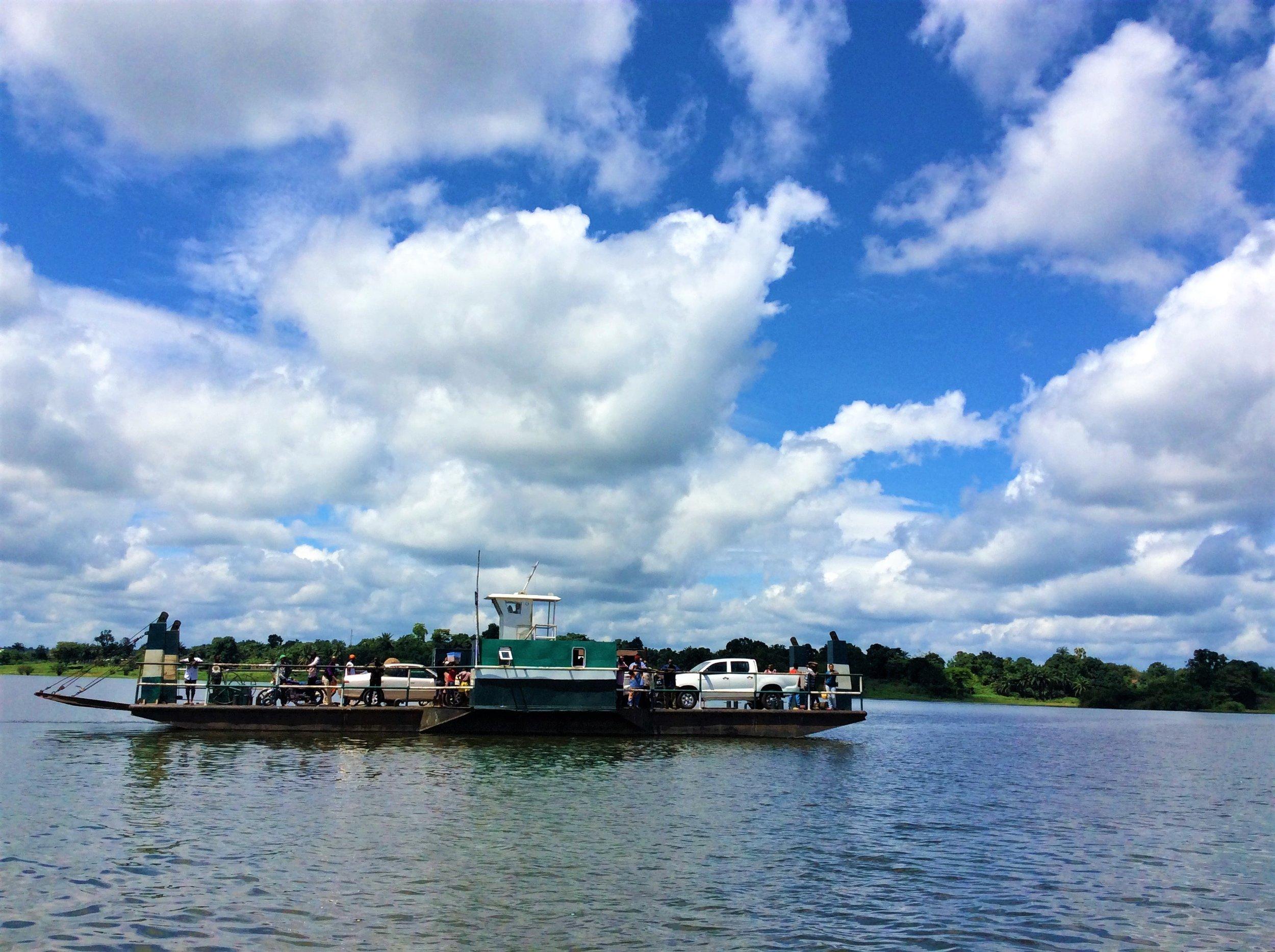 OGUTA LAKE | The Ajala Bug