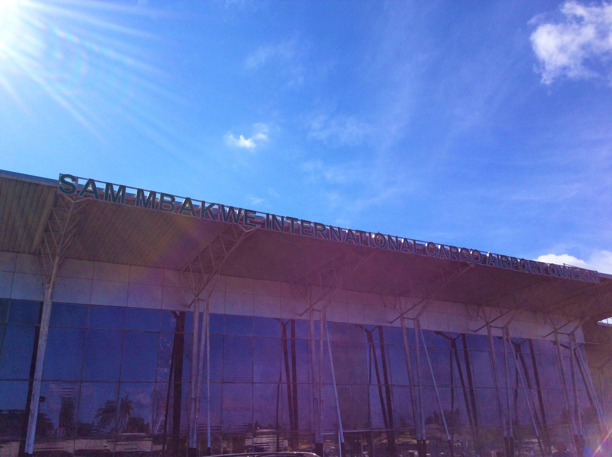 IMO STATE AIRPORT | The Ajala Bug