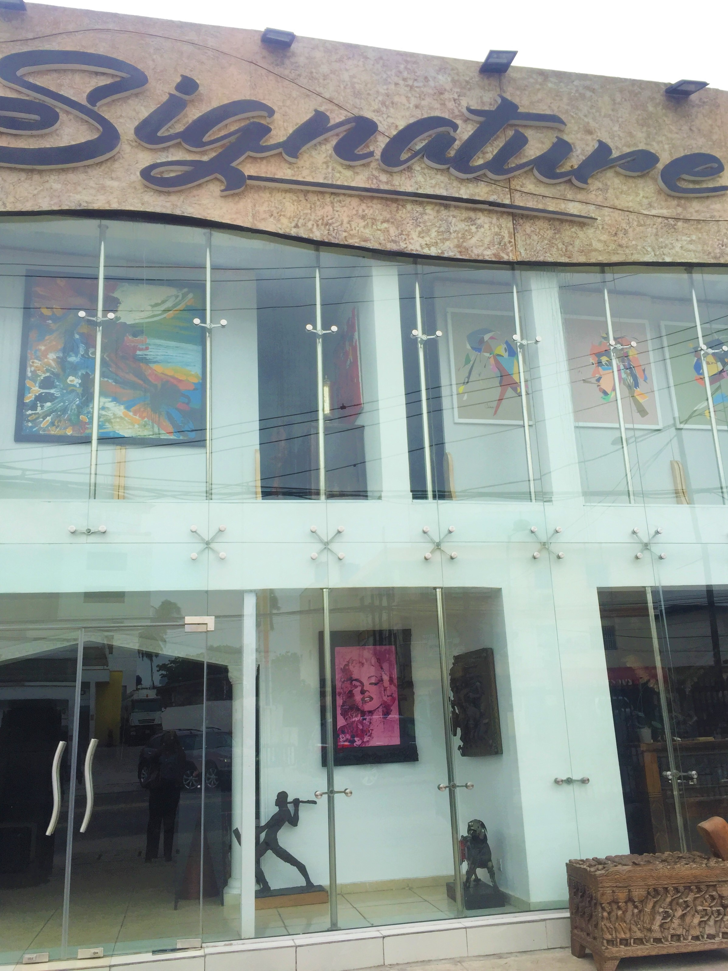 Signature-beyond art Gallery   The Ajala Bug