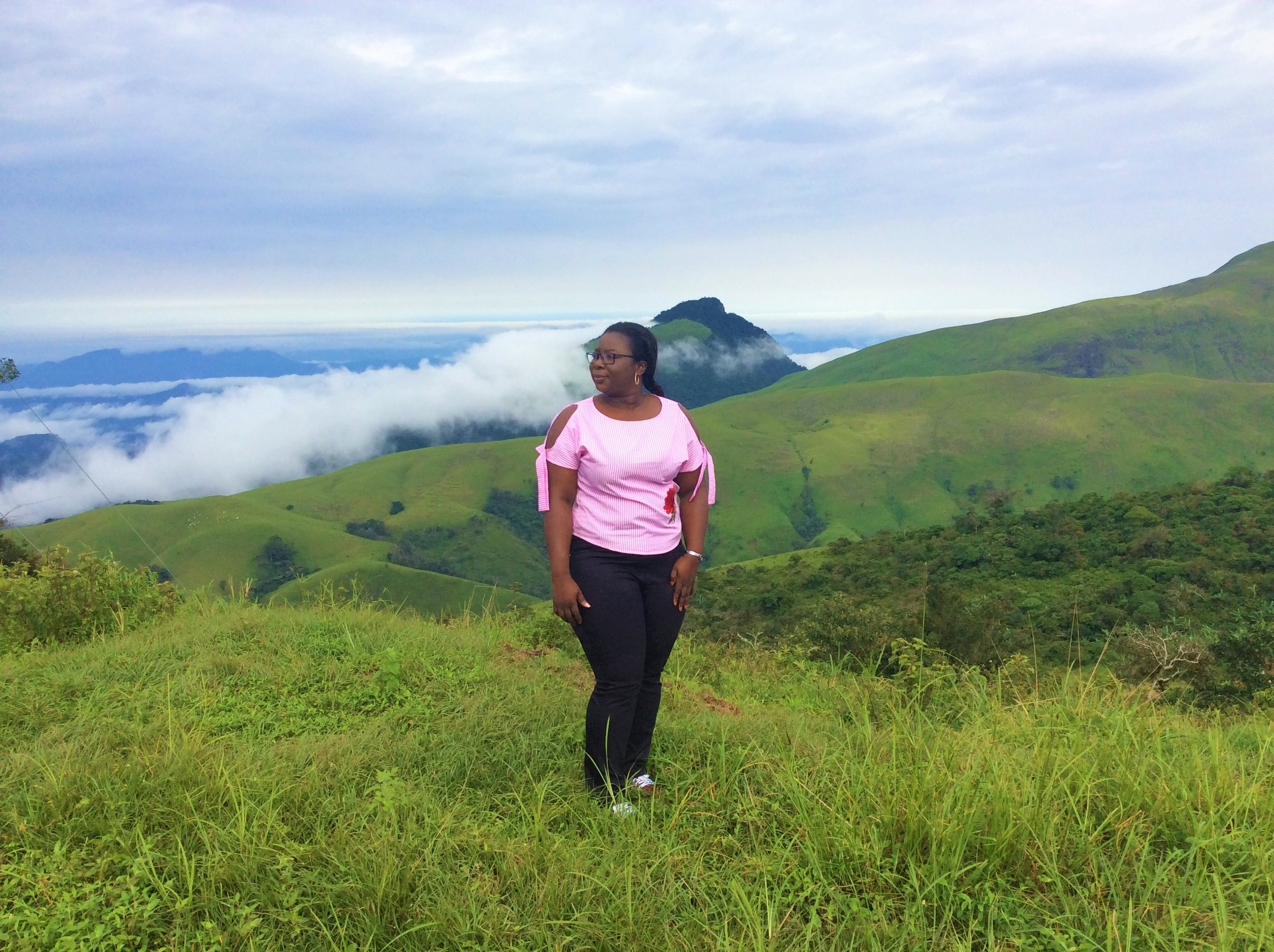LOOKING FOR THE CAMEROONIAN BORDER   Obudu Conservation Center