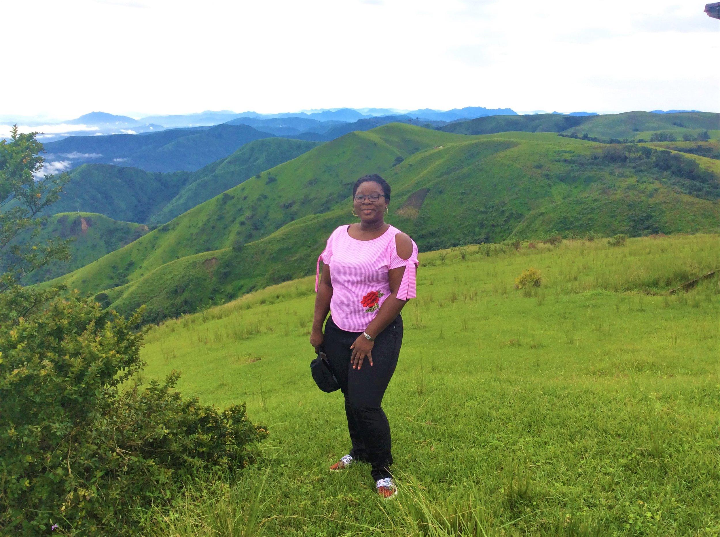 CATARACT VIEW   Obudu Conservation Center
