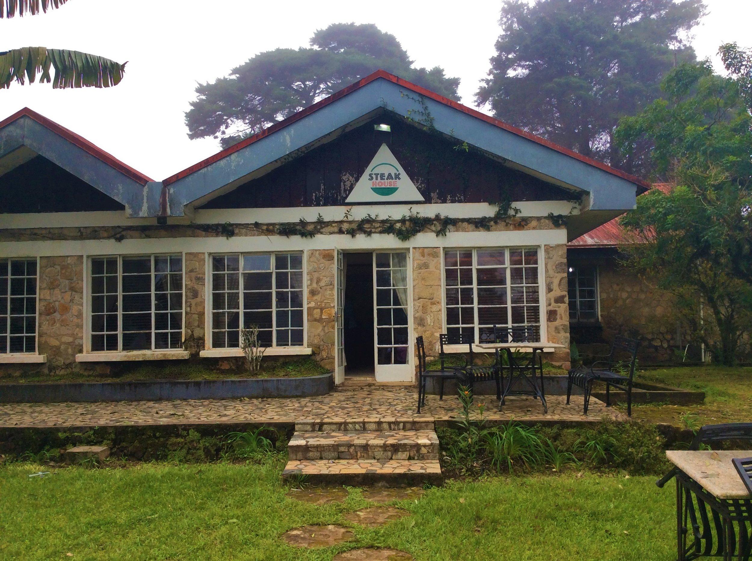 STEAK HOUSE, THE RESTAURANT AND BAR   Obudu Conservative Center