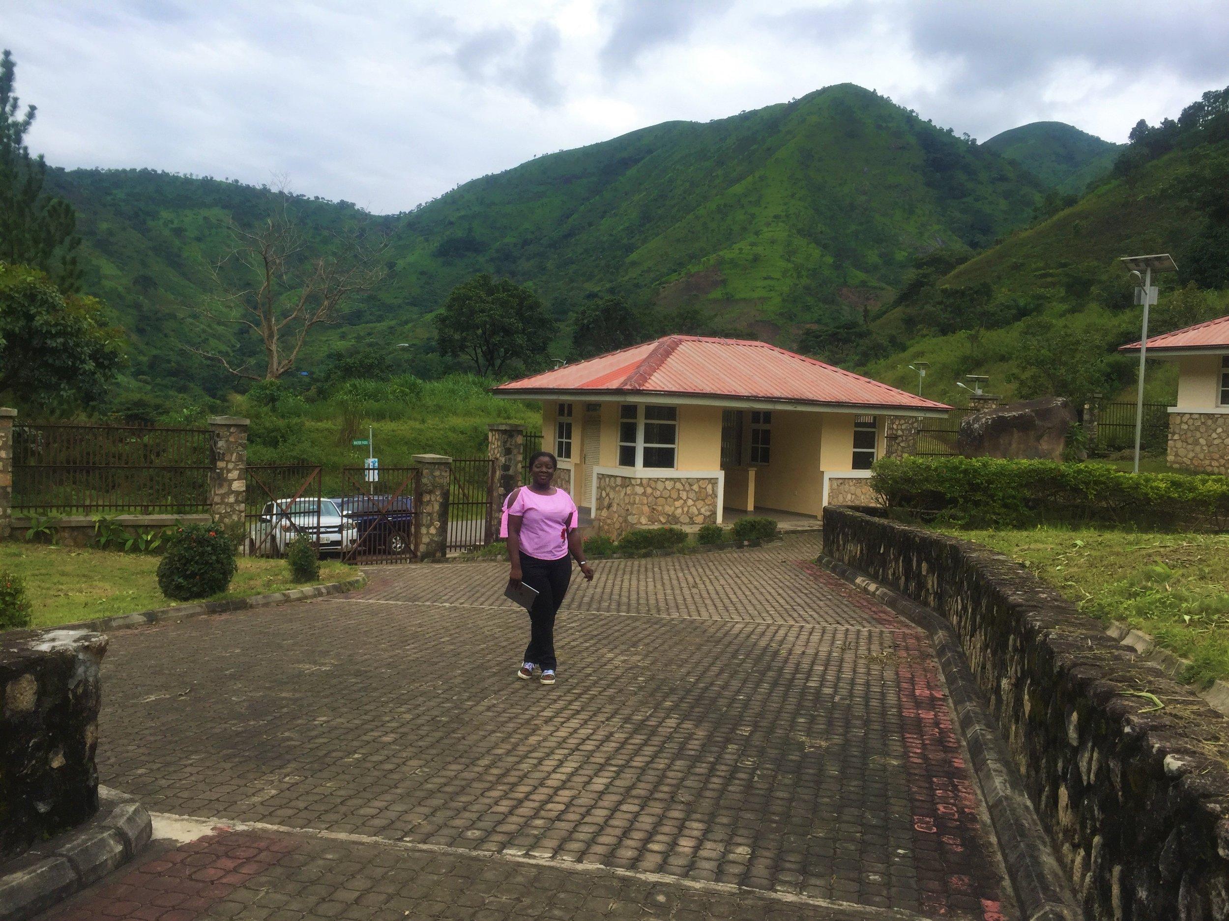 Obudu Mountain Resort   The Ajala Bug