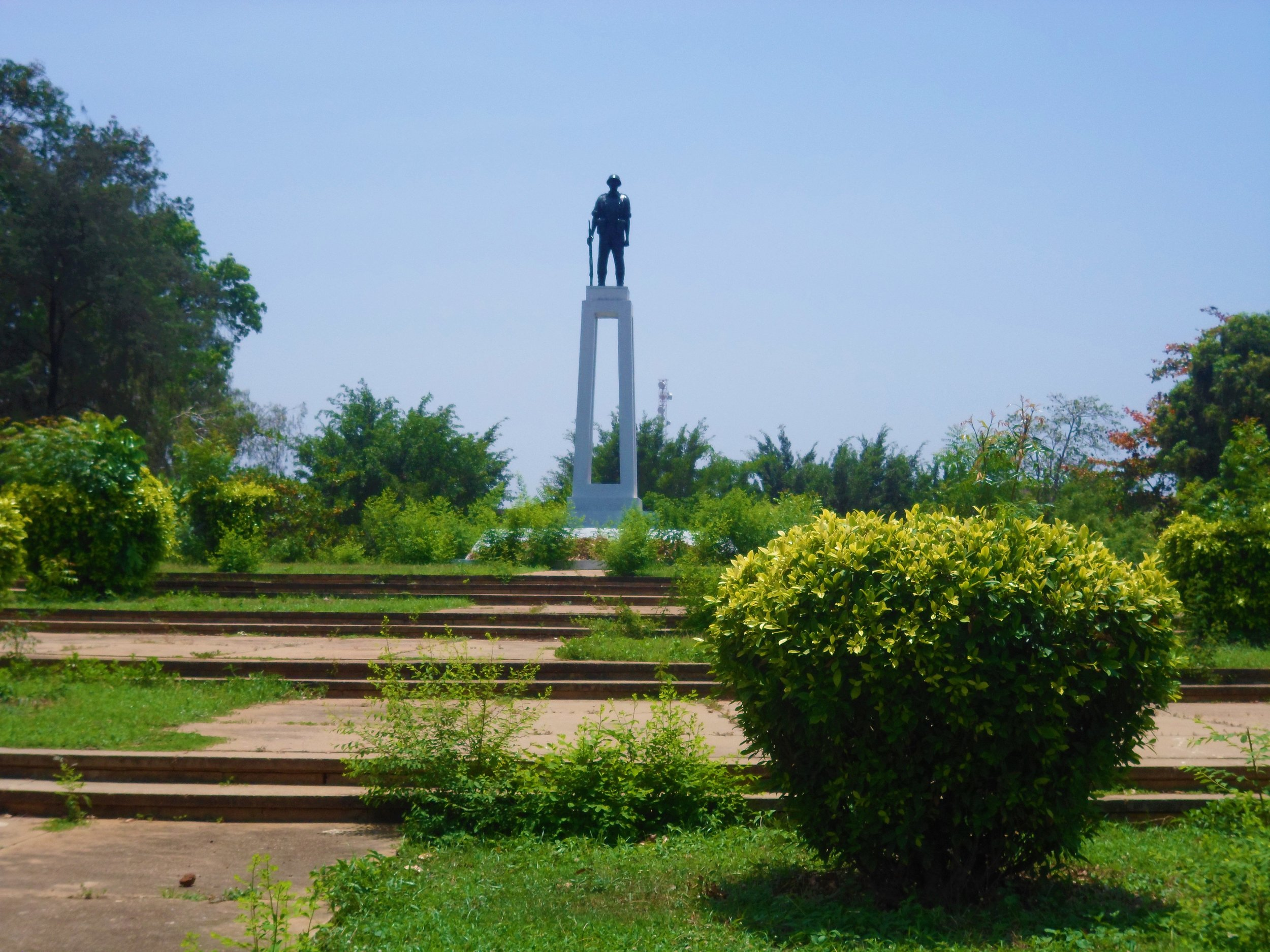 Metropolitan Park  | Places to visit in Kwara