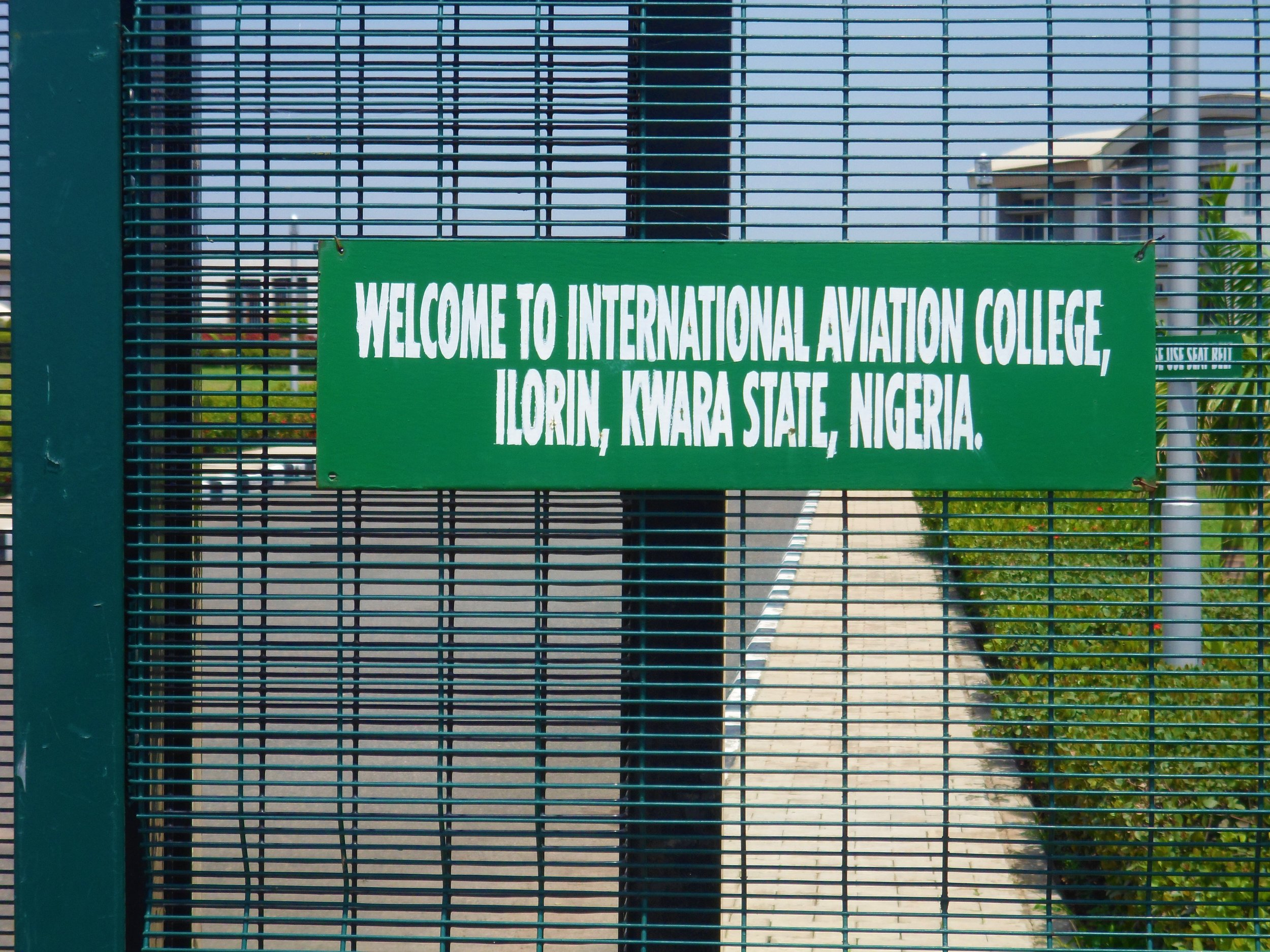 INTERNATIONAL AVIATION COLLEGE KWARA