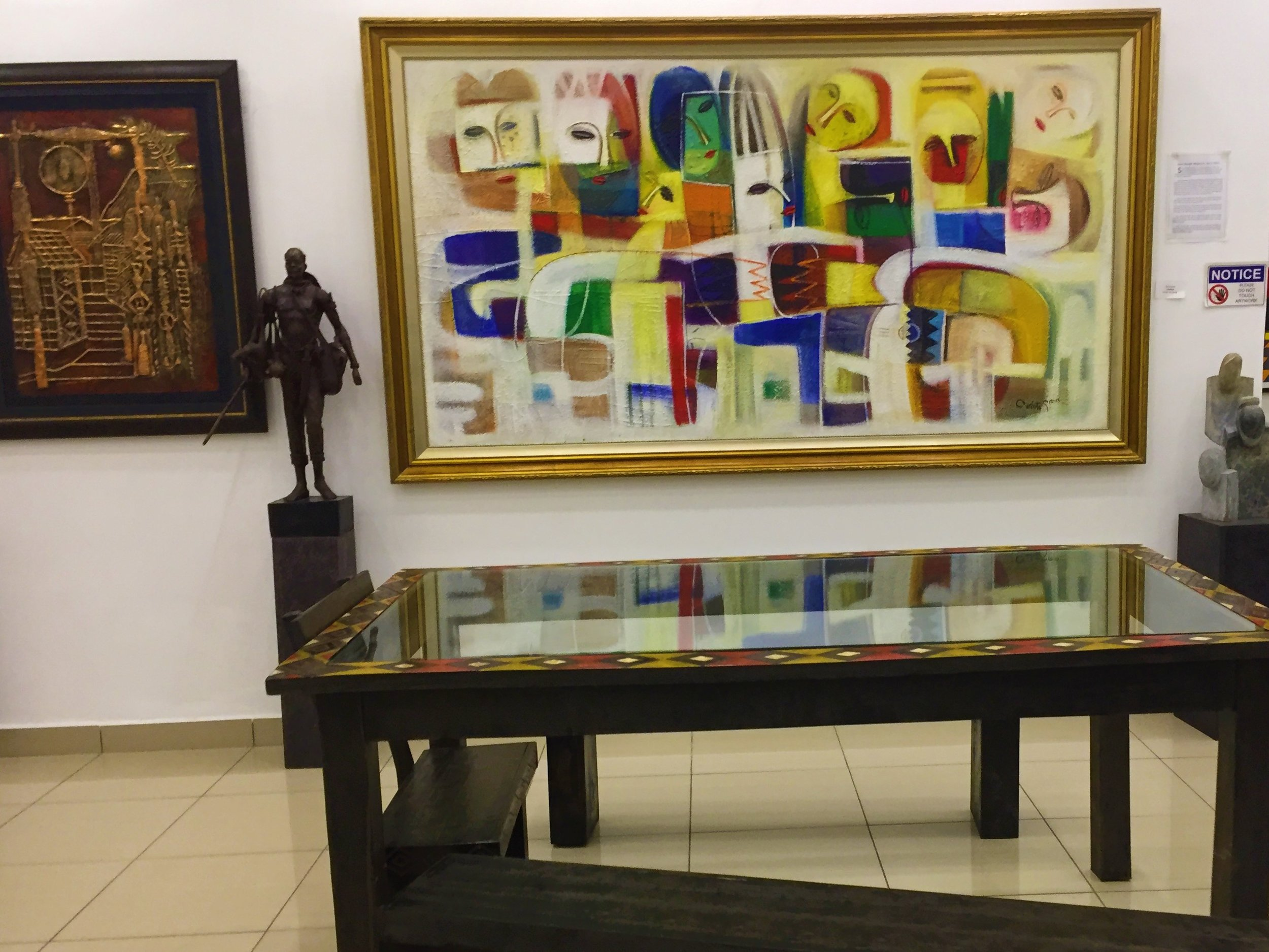 Thought Pyramid | Art Galleries in Nigeria