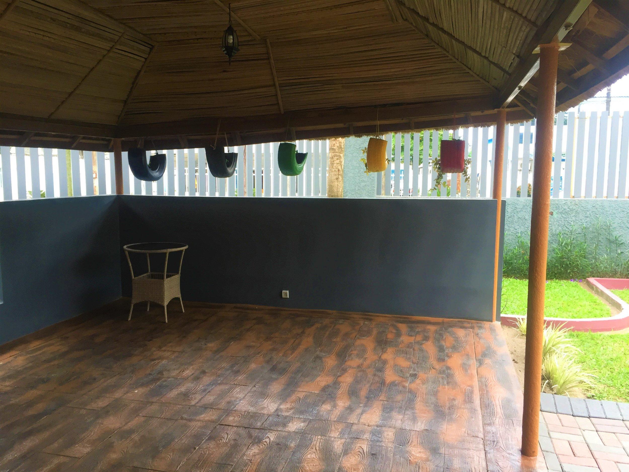 Grill hut
