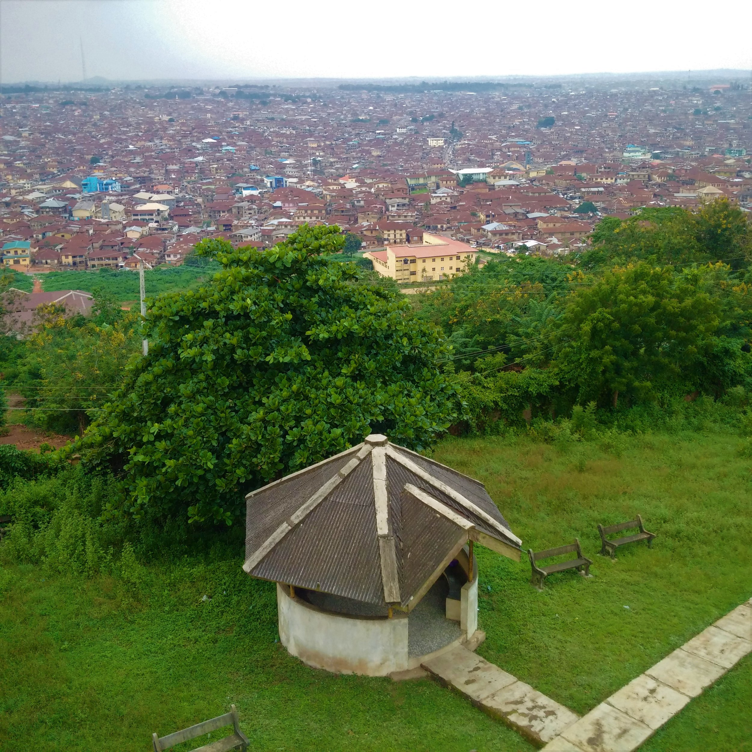 Places to visit in Ibadan
