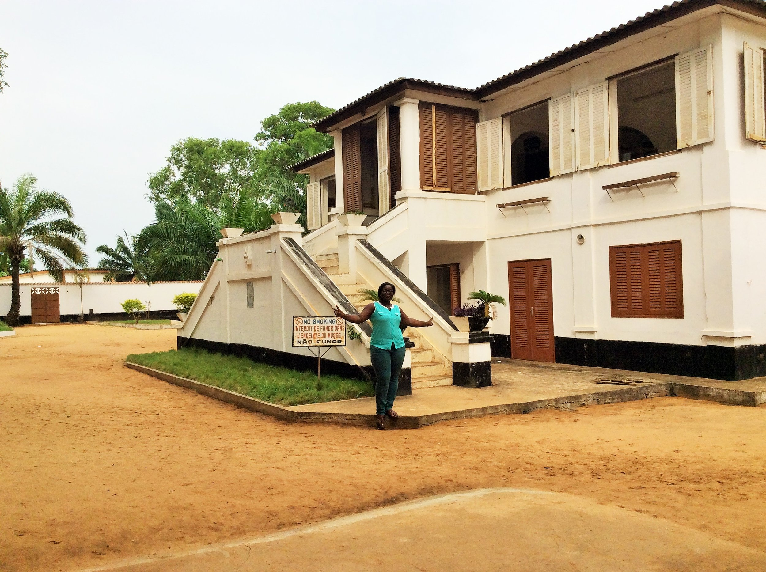 OUIDAH MUSEUM OF HISTORY.