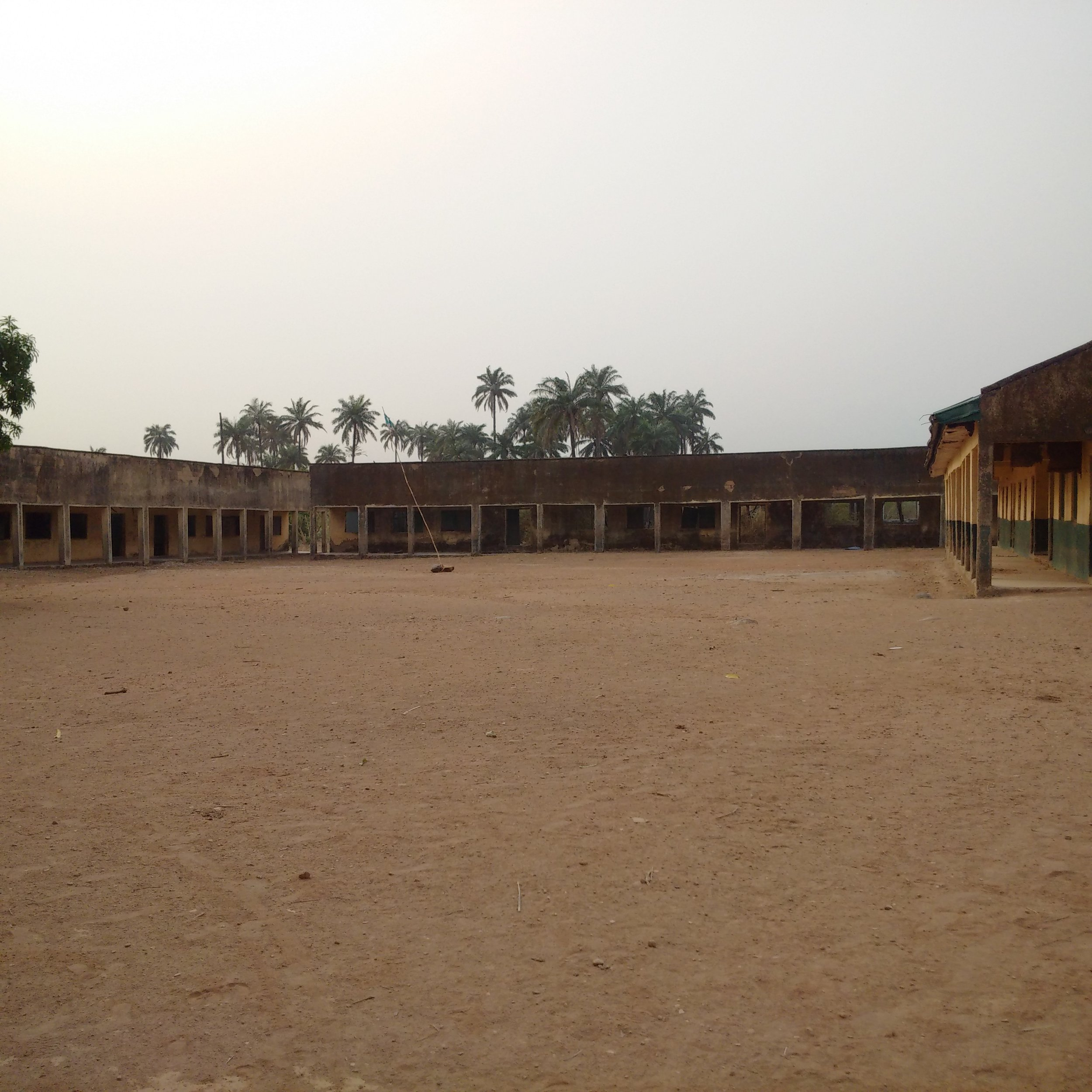 LGEA Primary School at Massange