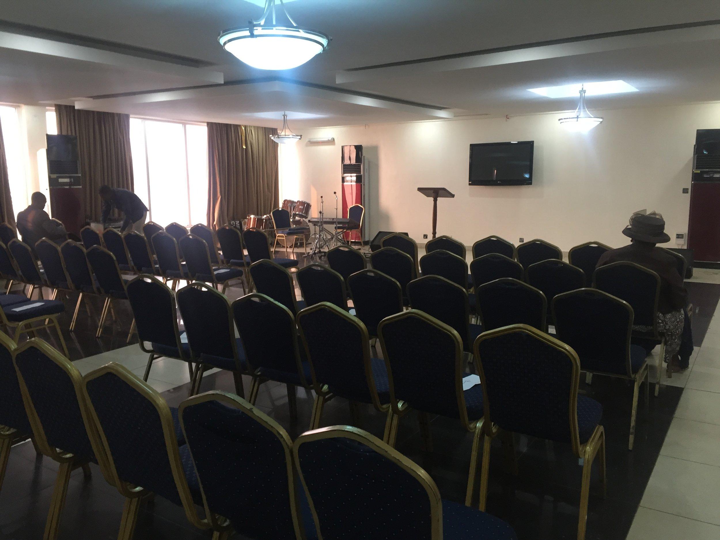 Westwood hotel Ikoyi | The Ajala Bug