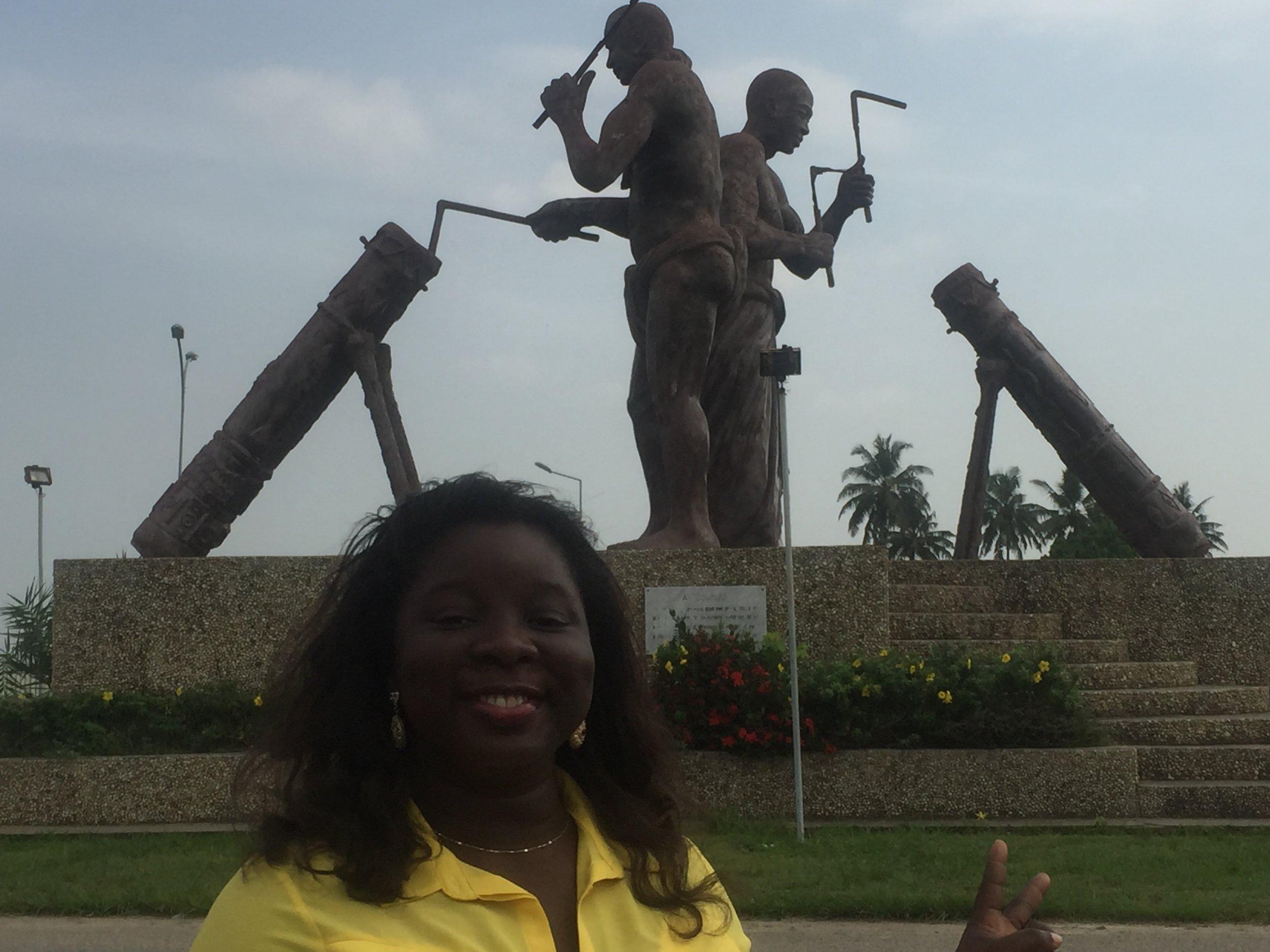 Côte d'Ivoire travel; the End.