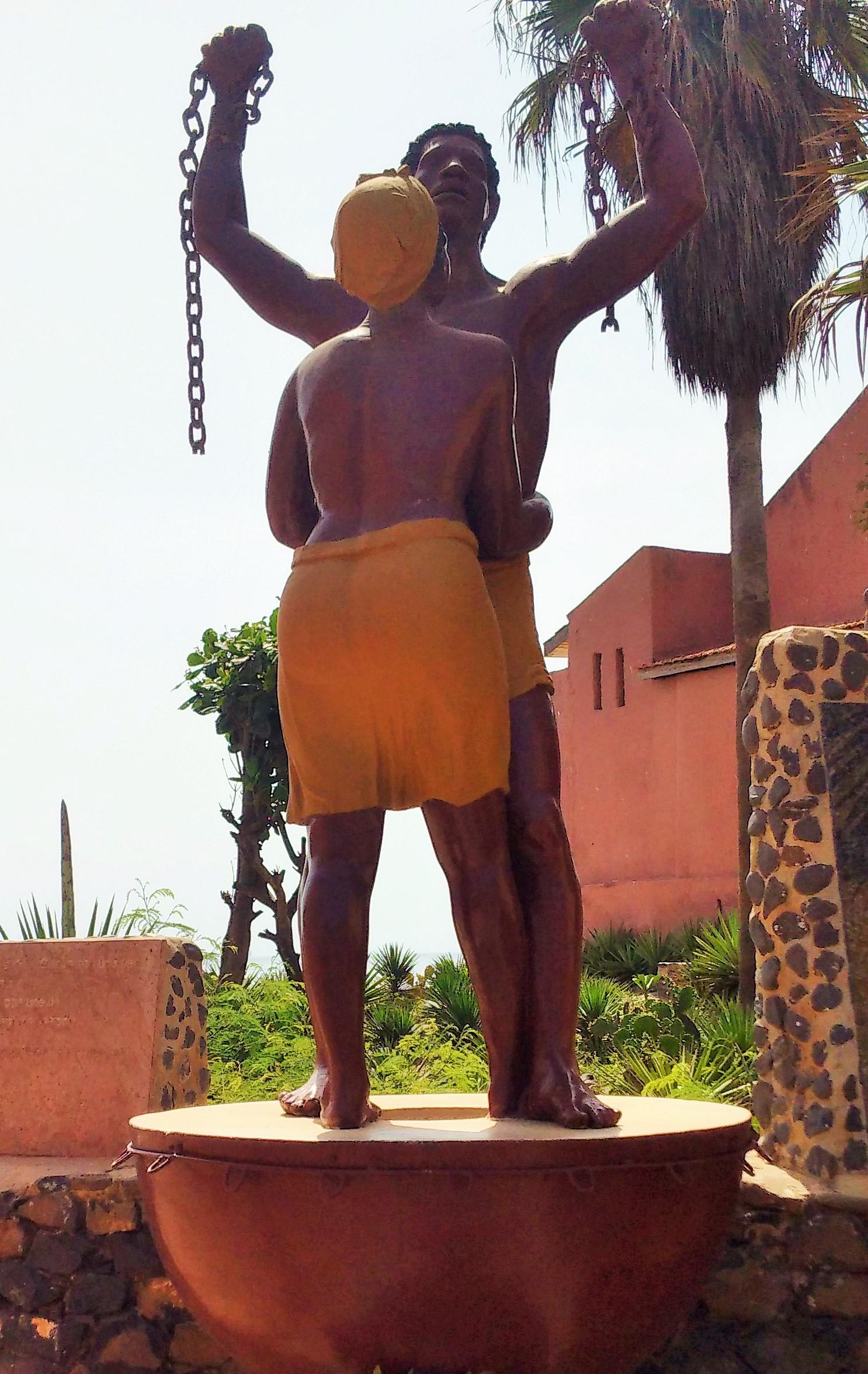 House of slaves | Goree Island