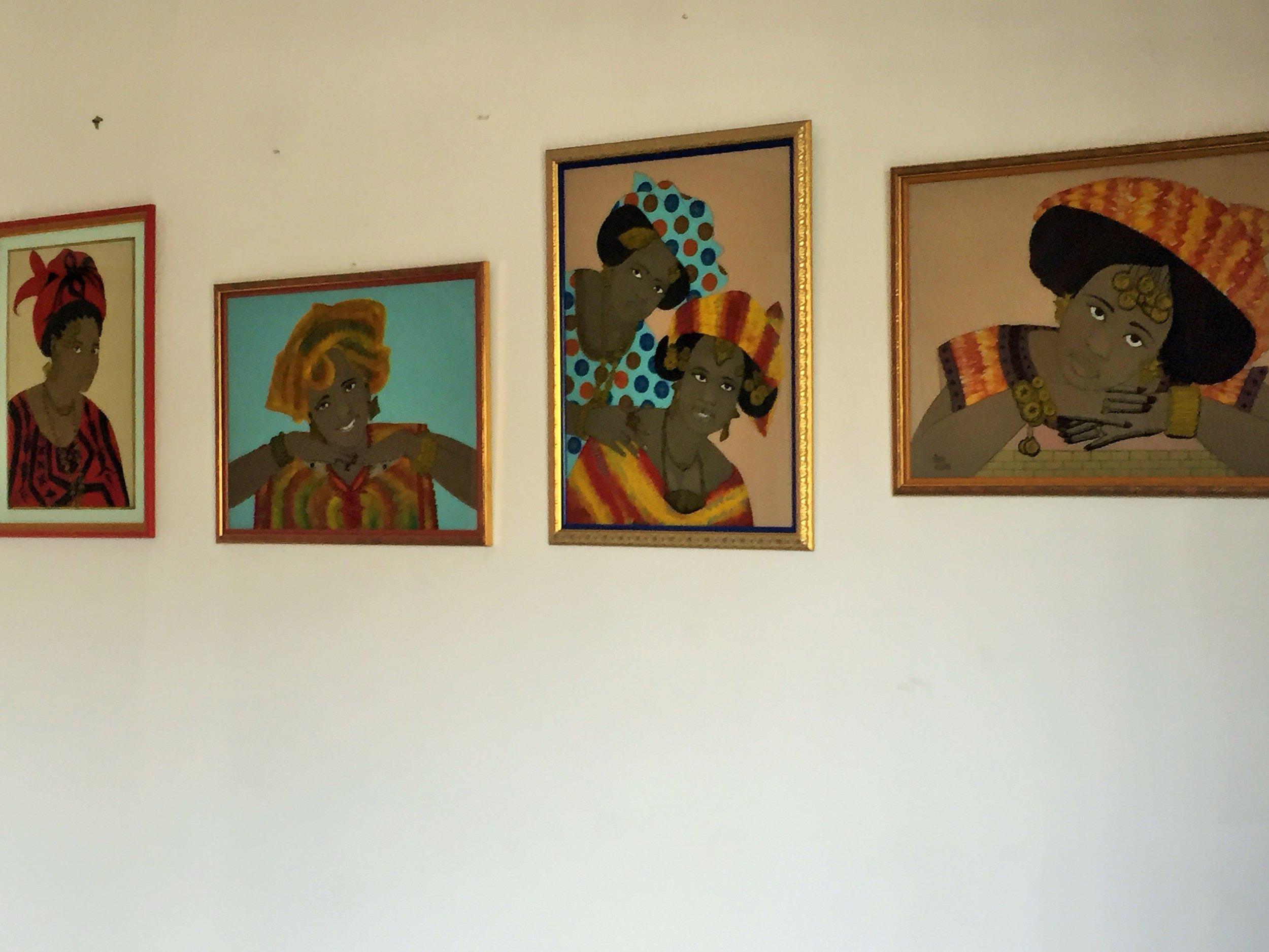 Art gallery Dakar