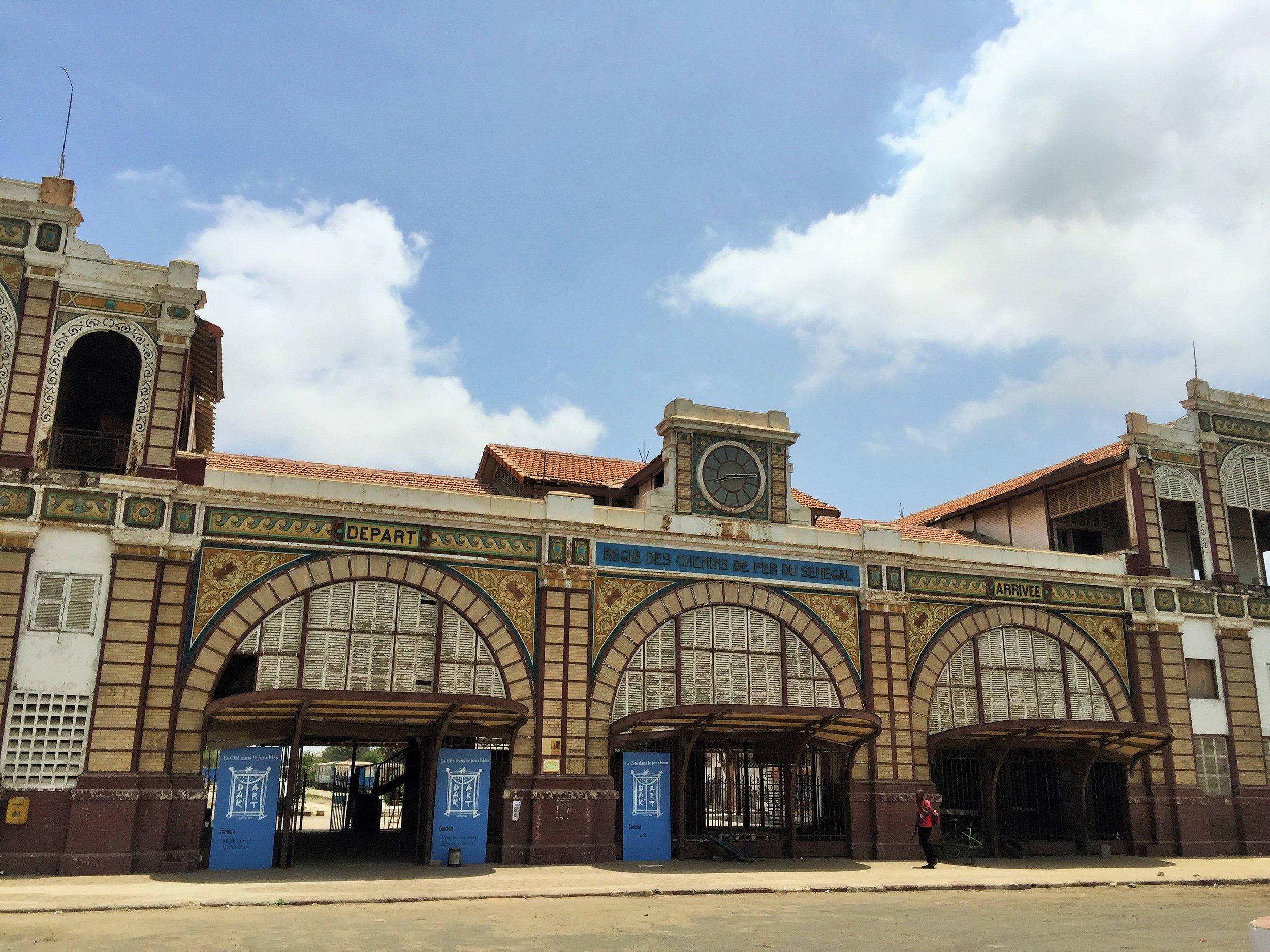 Railway Dakar
