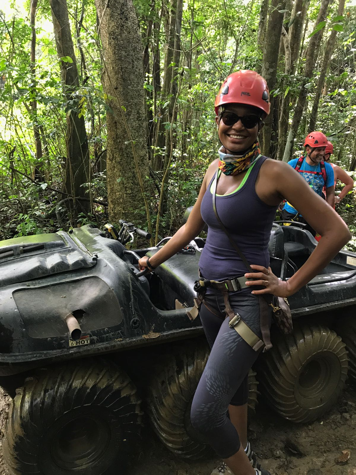 Adventure in  San Salvador Rainforest