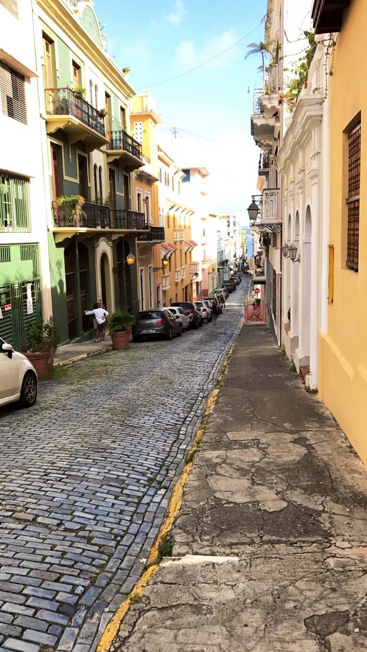 Old San Juan   The Ajala Bug