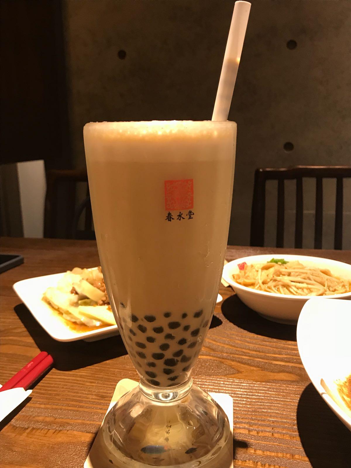 Bubble Tea in  Taichung