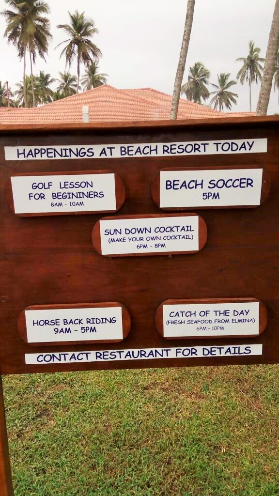 Coconut Groove Beach Resort