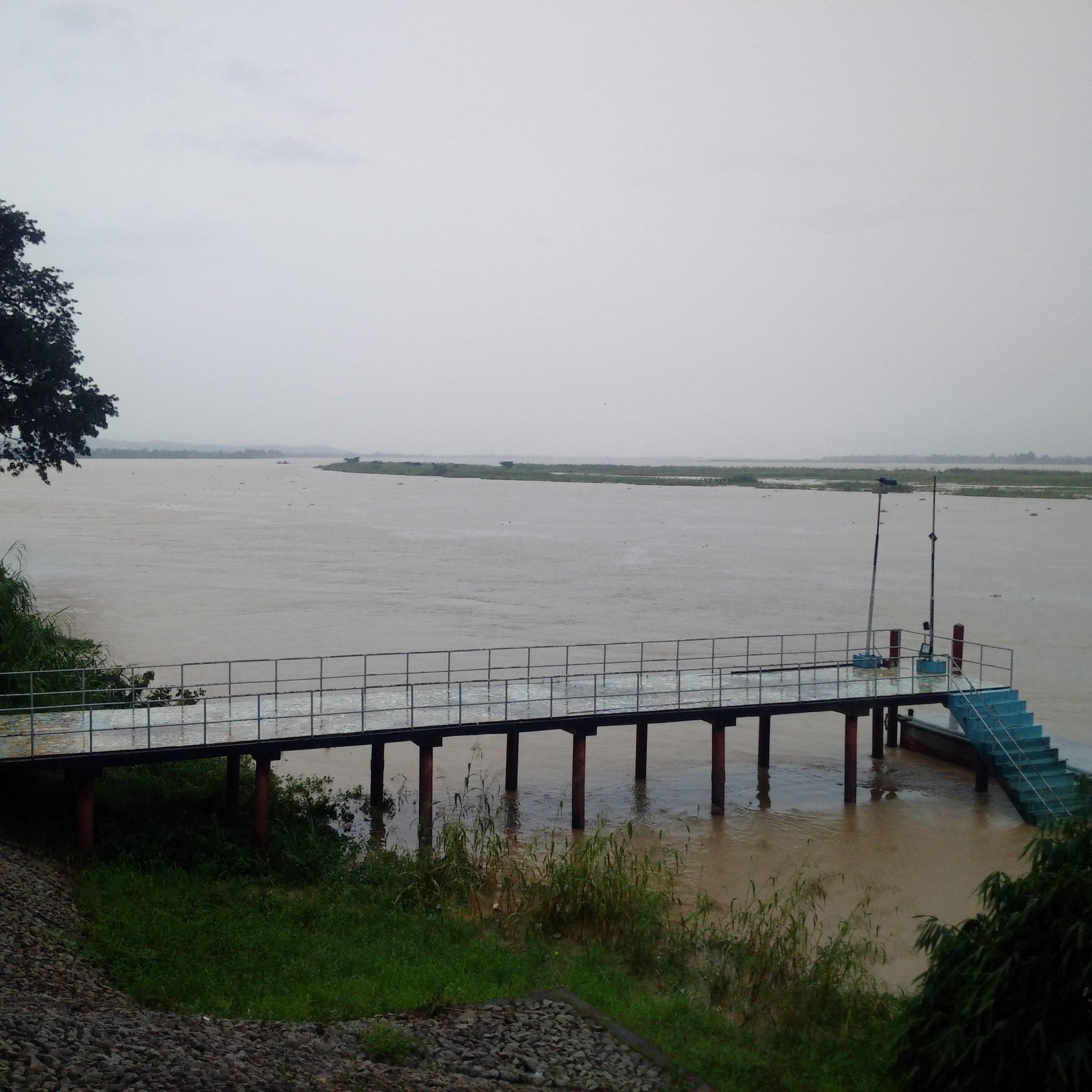 Niger River Asaba.