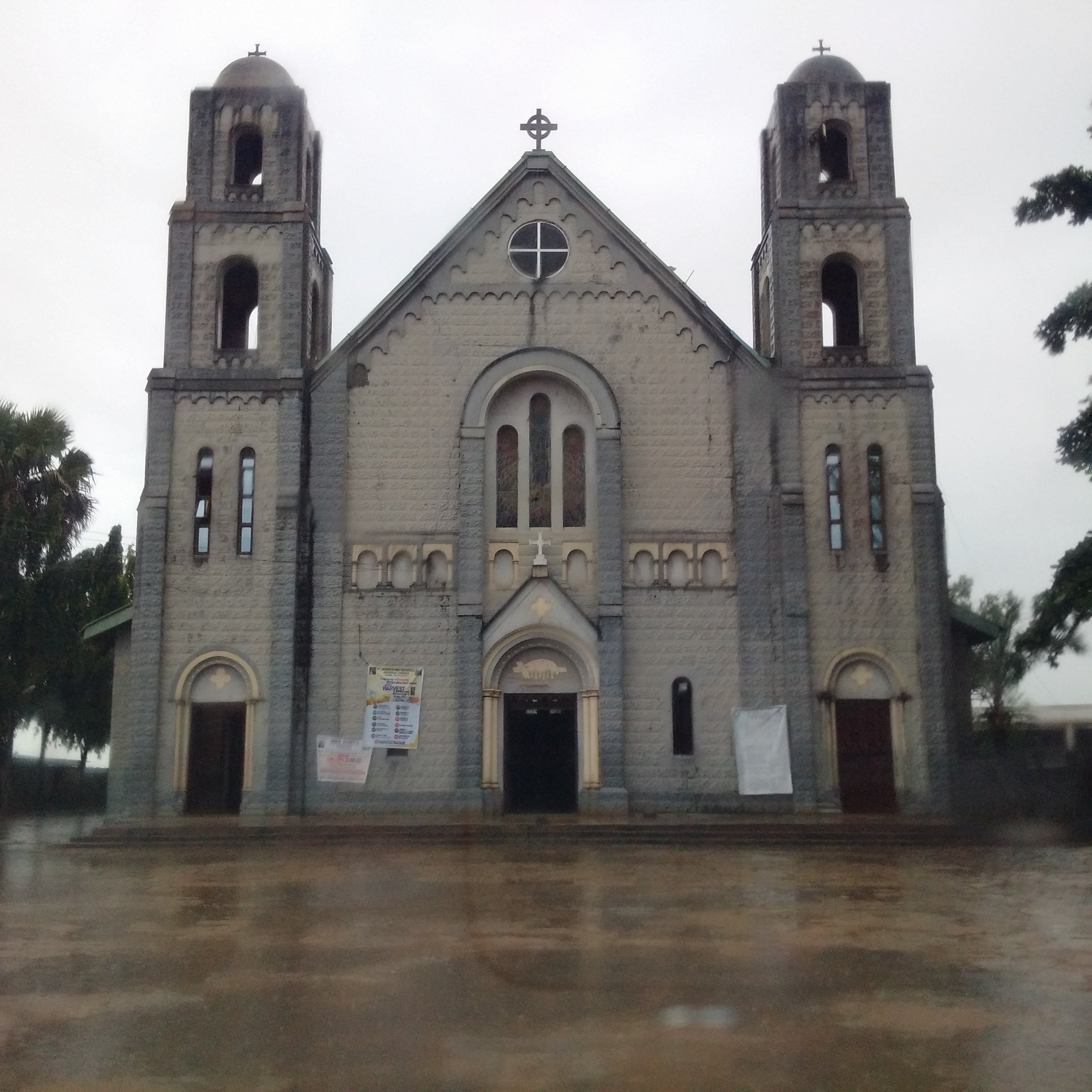 St Joseph Catholic church Asaba