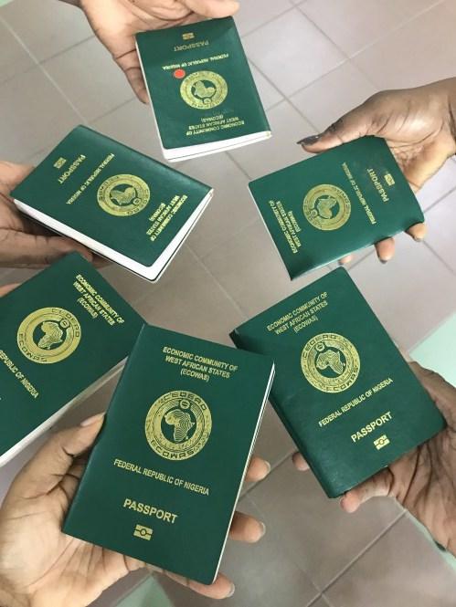 Green Passport Movement