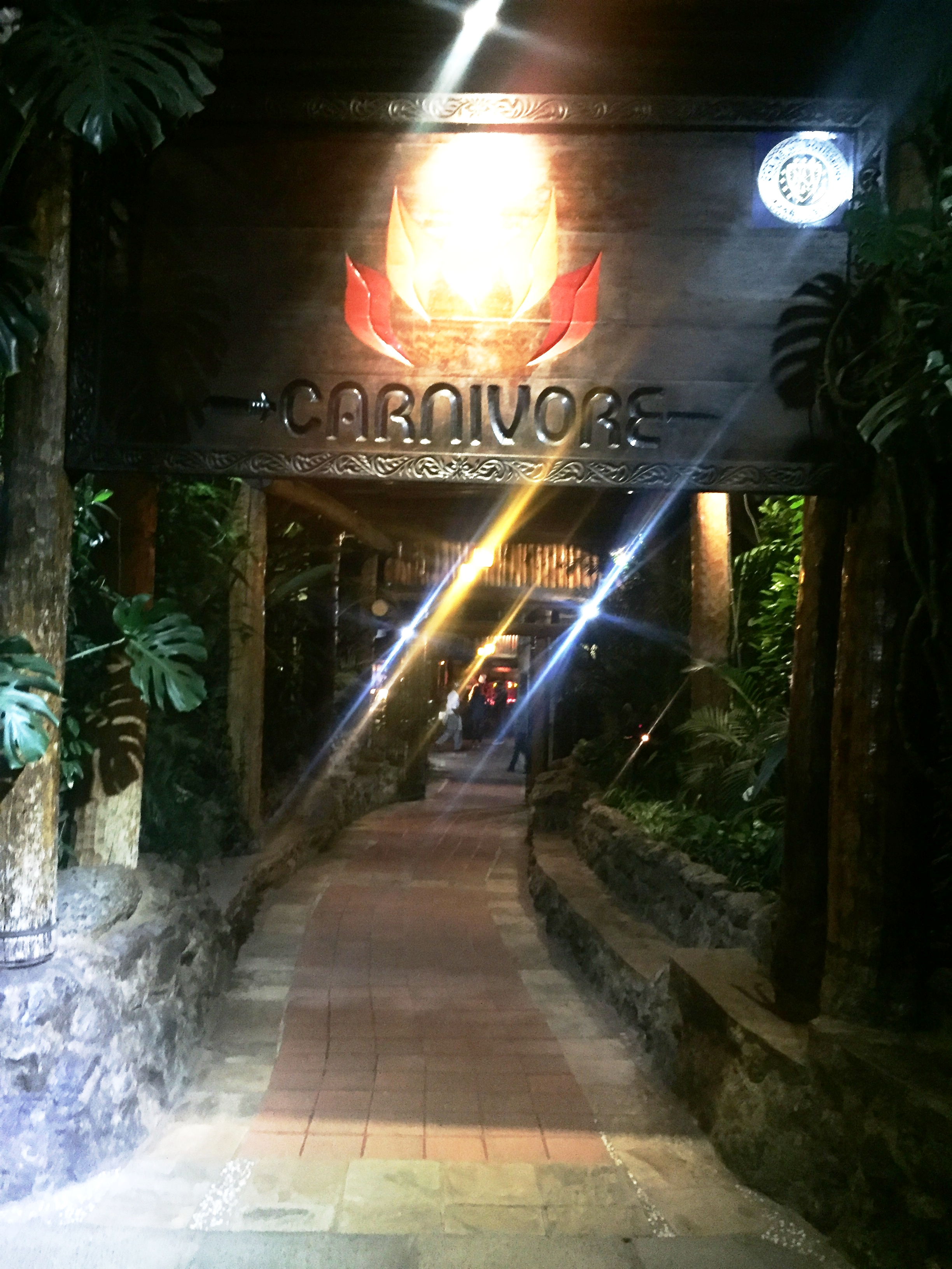 Carnivore restaurant Nairobi | The Ajala Bug