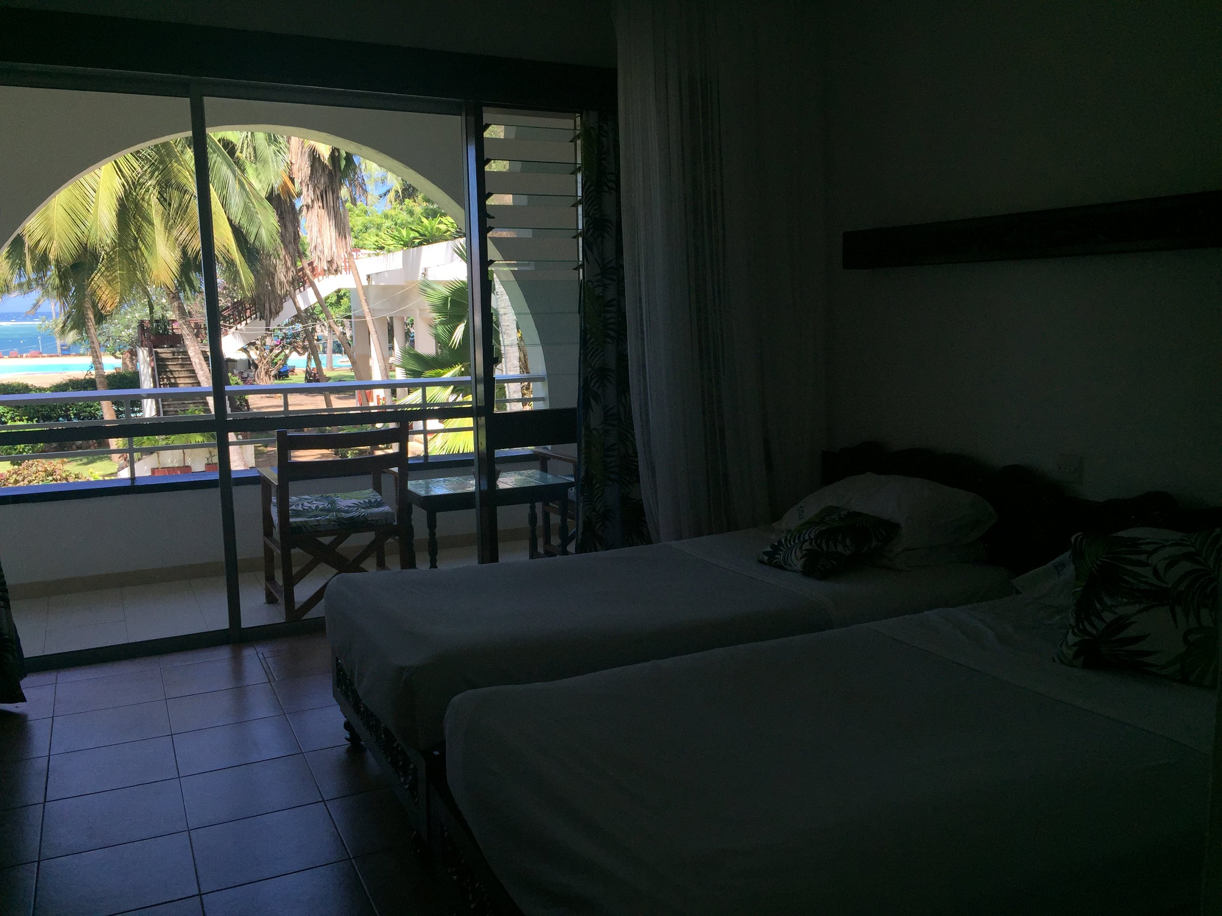 The reef hotel Mombasa | The Ajala Bug