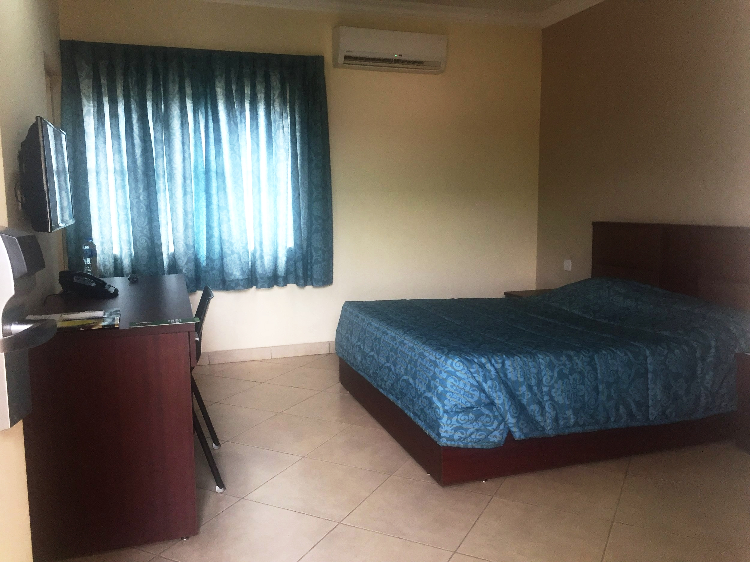 TCC Ogere Resort and Conference Centre   The double room