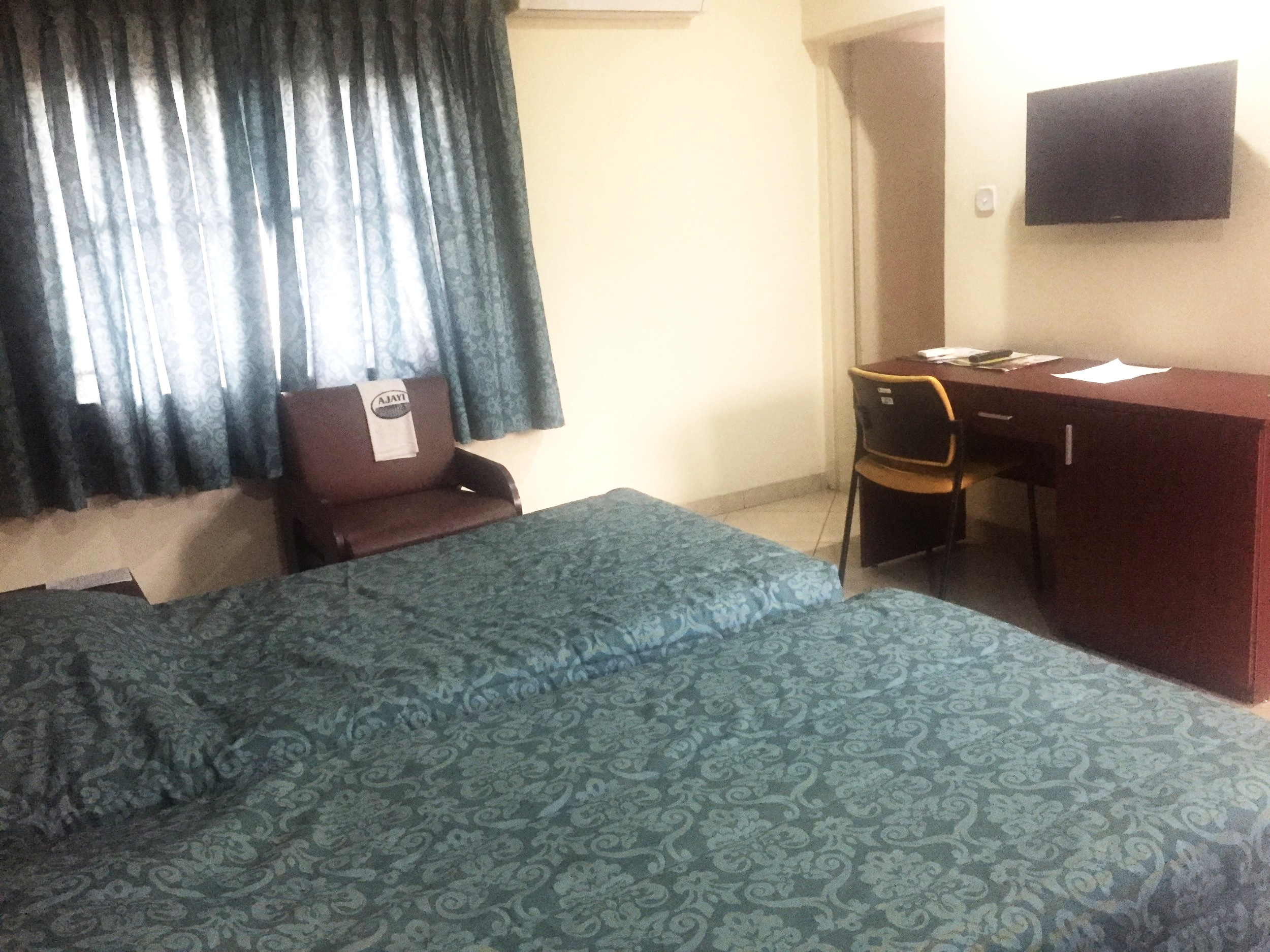 TCC Ogere Resort and Conference Centre   The single room